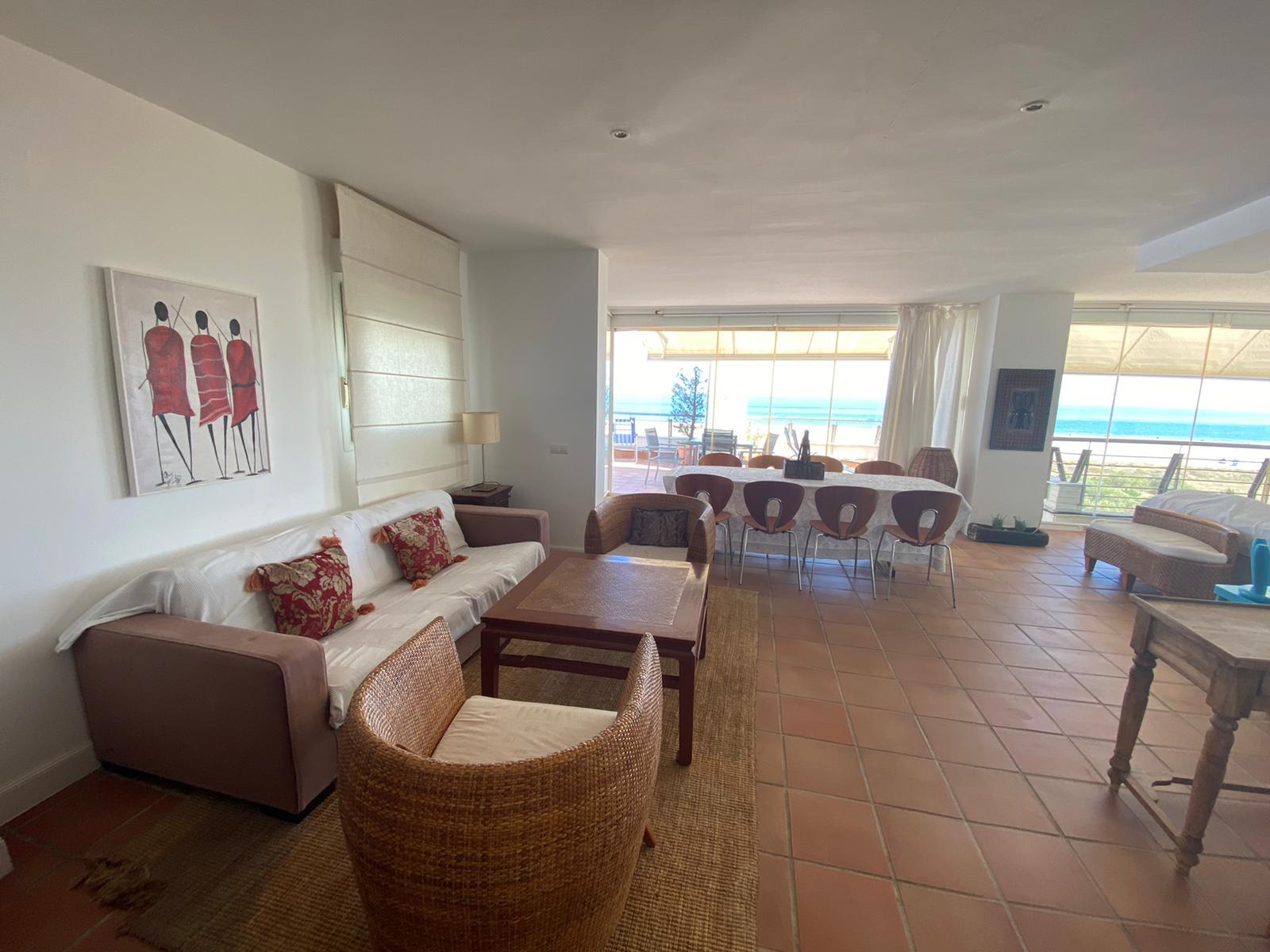 Imagen 8 del Apartamento Turístico, Ático 3 Levante, Frontal (4d+2b), Punta del Moral (HUELVA), Paseo de la Cruz nº22