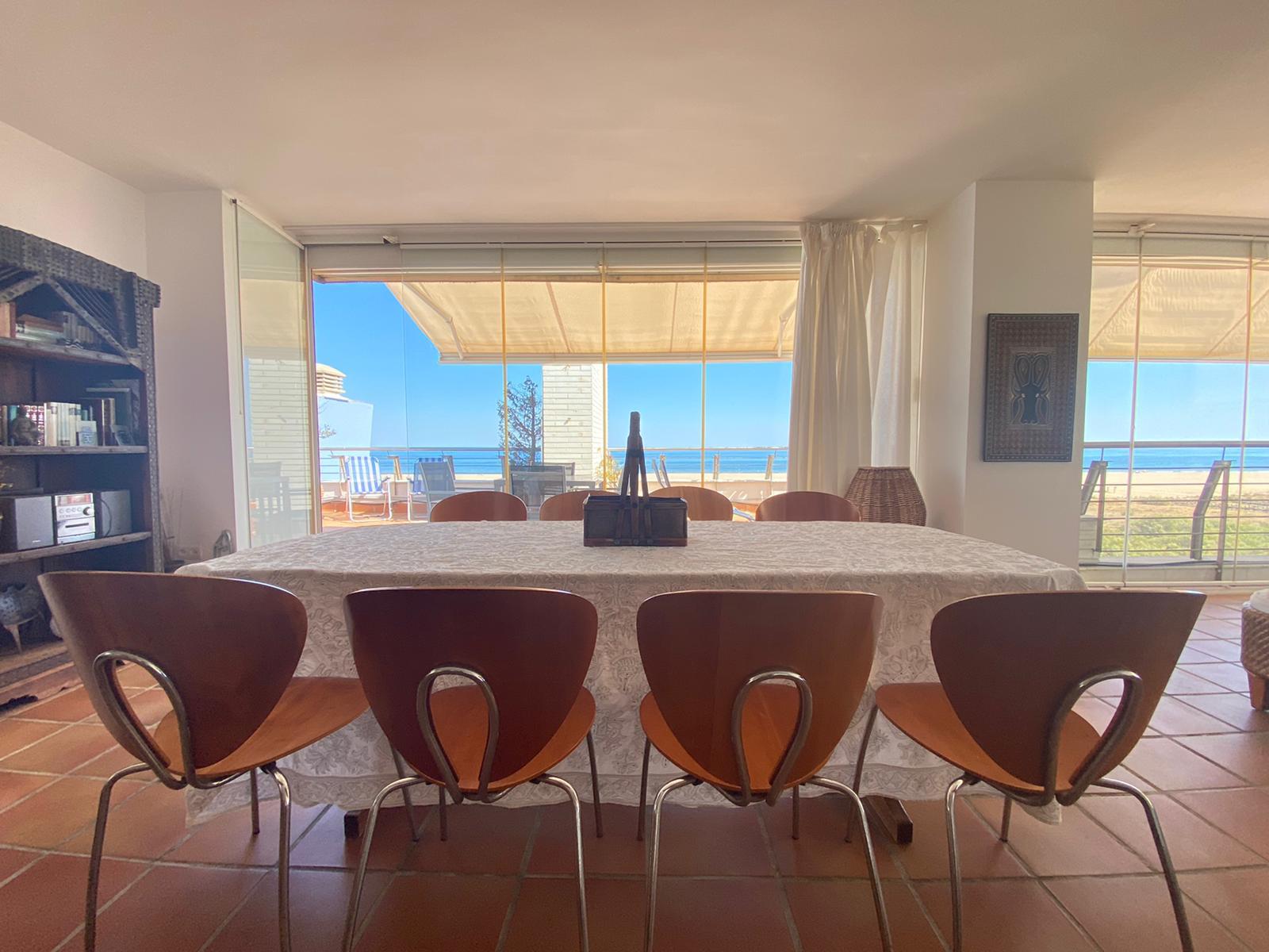 Imagen 9 del Apartamento Turístico, Ático 3 Levante, Frontal (4d+2b), Punta del Moral (HUELVA), Paseo de la Cruz nº22