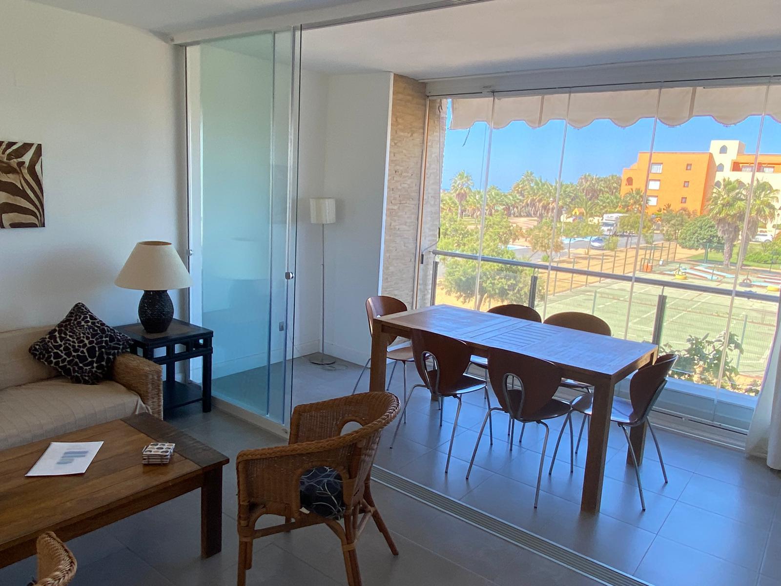 Imagen 1 del Apartamento en El Espigón, 1ª Planta nº4 Poniente (3d+2b), Punta del Moral (HUELVA), Paseo de la Cruz nº22