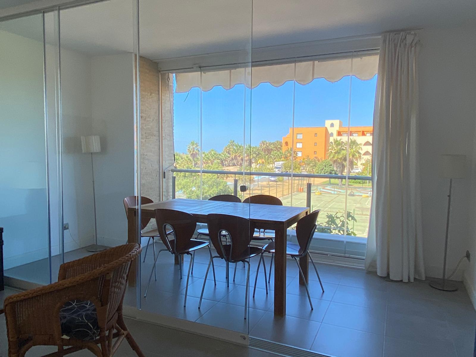 Imagen 13 del Apartamento en El Espigón, 1ª Planta nº4 Poniente (3d+2b), Punta del Moral (HUELVA), Paseo de la Cruz nº22