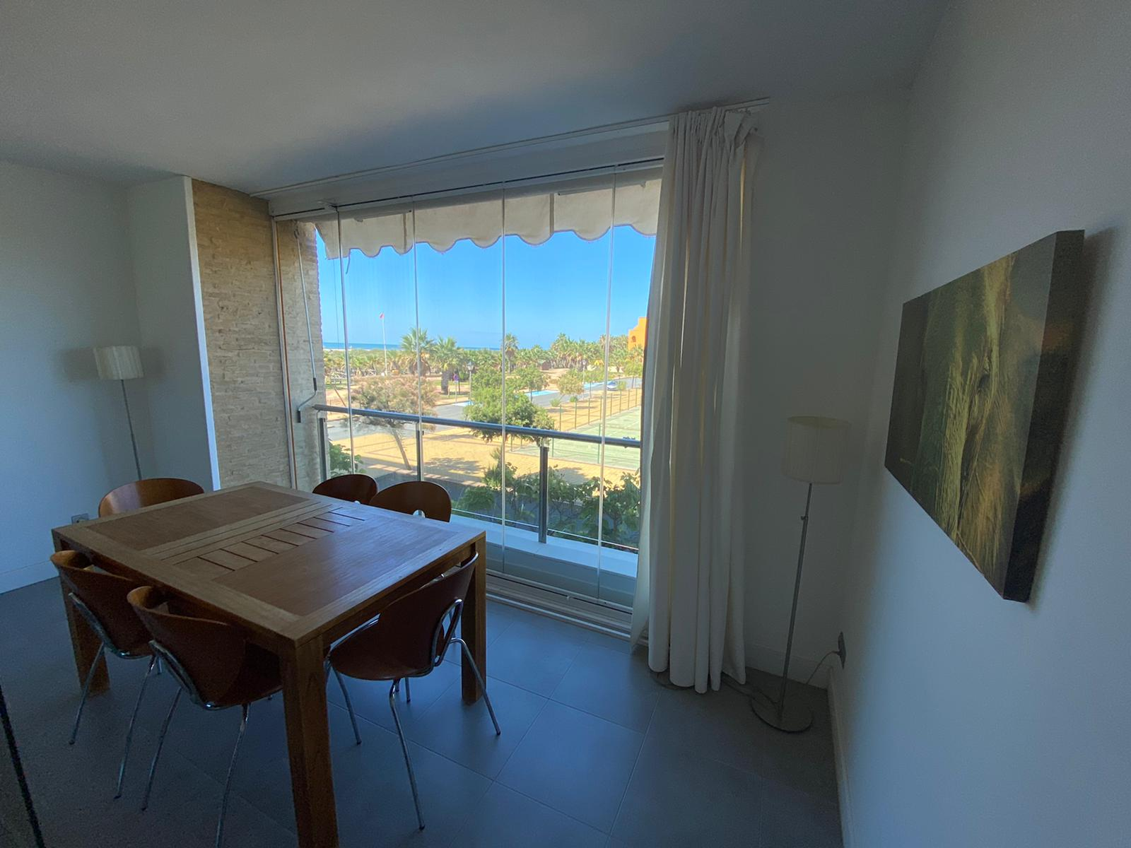 Imagen 14 del Apartamento en El Espigón, 1ª Planta nº4 Poniente (3d+2b), Punta del Moral (HUELVA), Paseo de la Cruz nº22