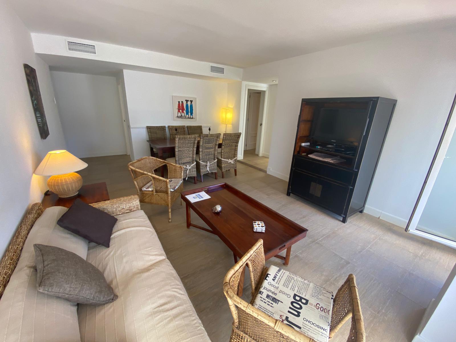 Imagen 1 del Apartamento Turístico, Ático 1 Central (3d+2b), Punta del Moral (HUELVA), Paseo de la Cruz nº22