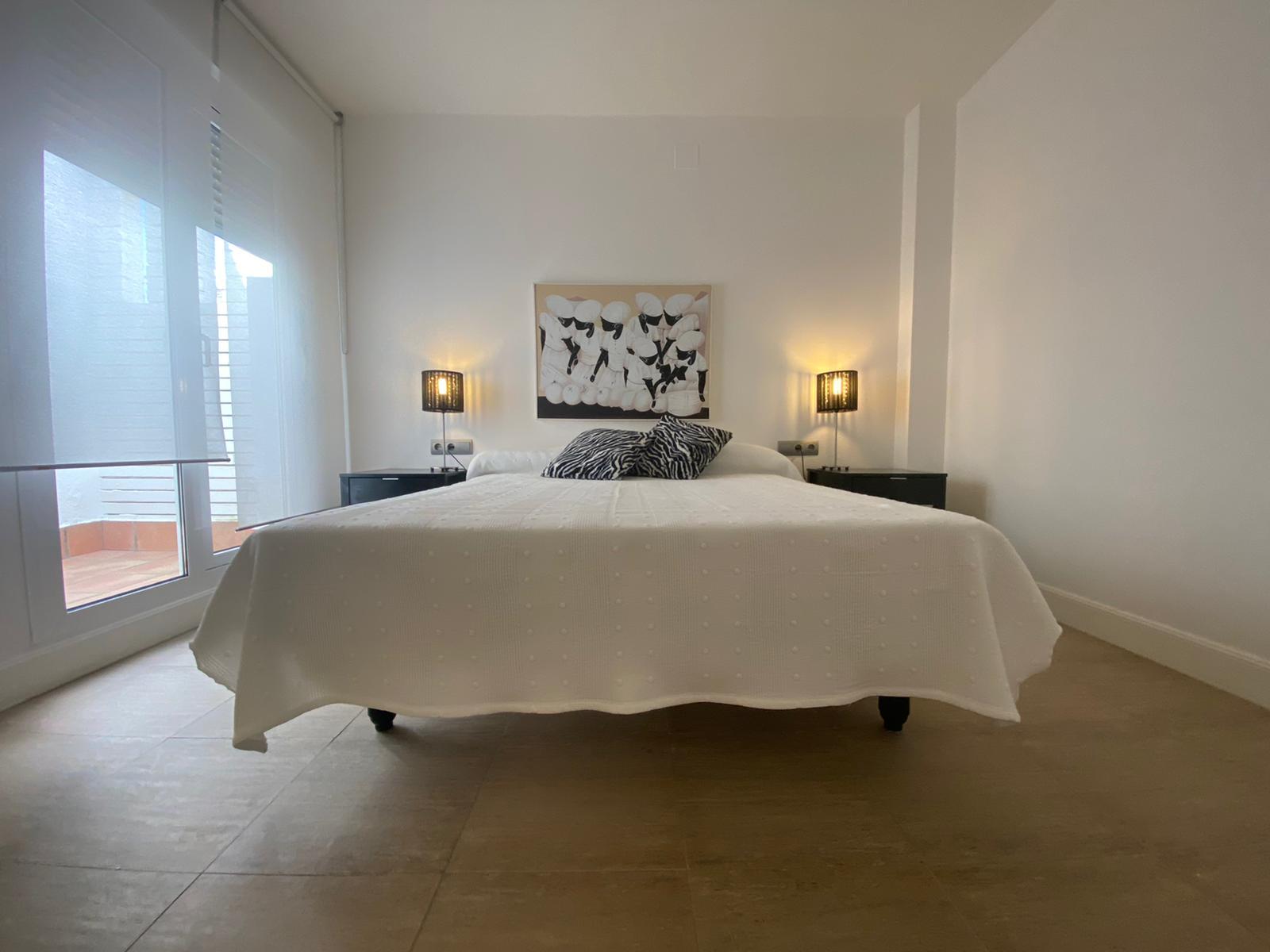 Imagen 10 del Apartamento Turístico, Ático 1 Central (3d+2b), Punta del Moral (HUELVA), Paseo de la Cruz nº22