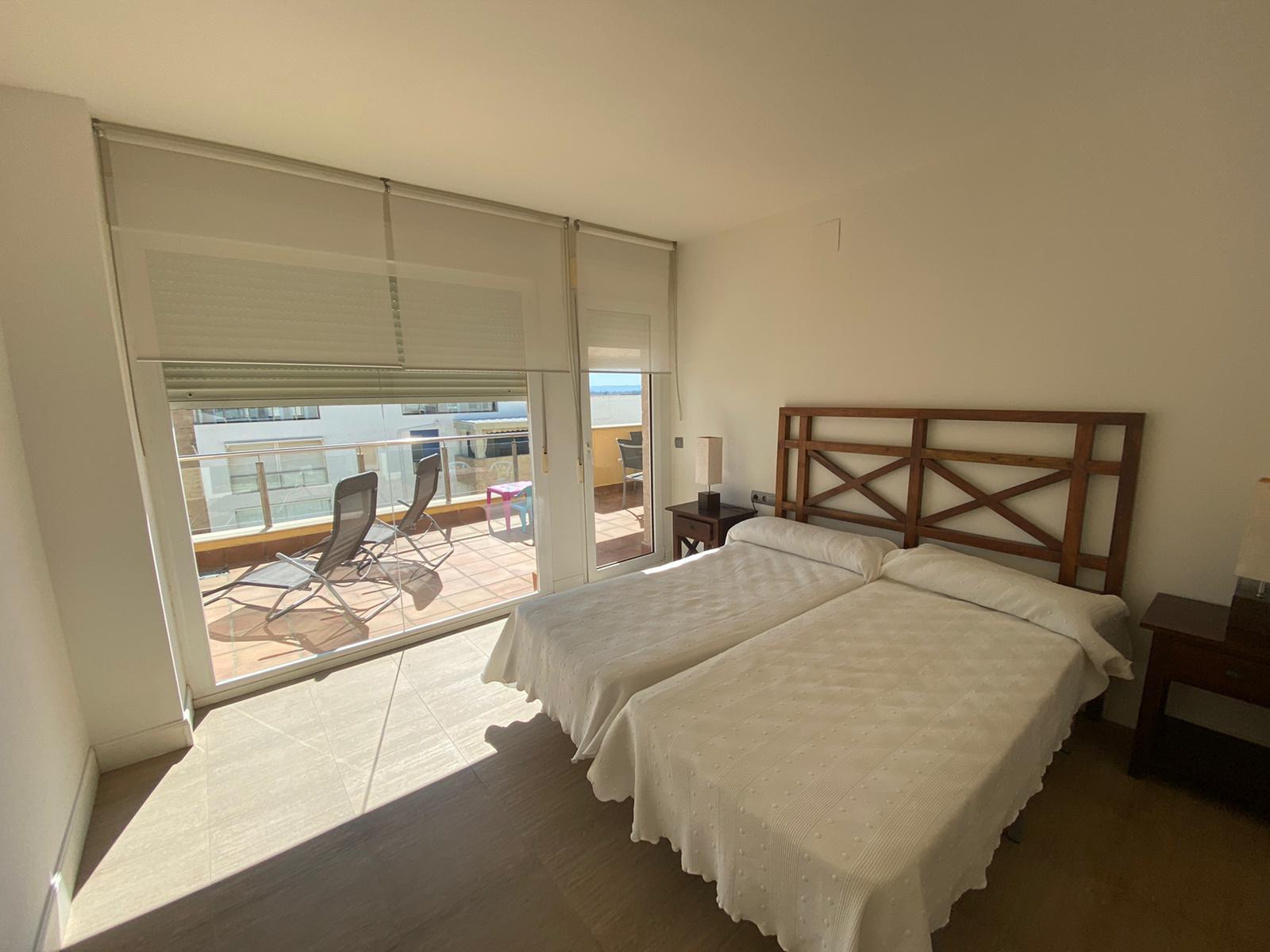 Imagen 23 del Apartamento Turístico, Ático 1 Central (3d+2b), Punta del Moral (HUELVA), Paseo de la Cruz nº22