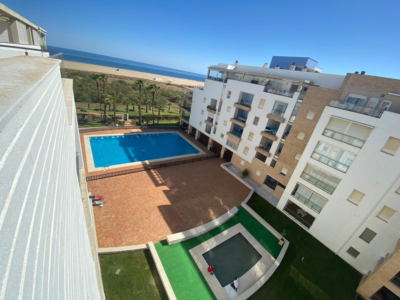 Imagen 29 del Apartamento Turístico, Ático 1 Central (3d+2b), Punta del Moral (HUELVA), Paseo de la Cruz nº22
