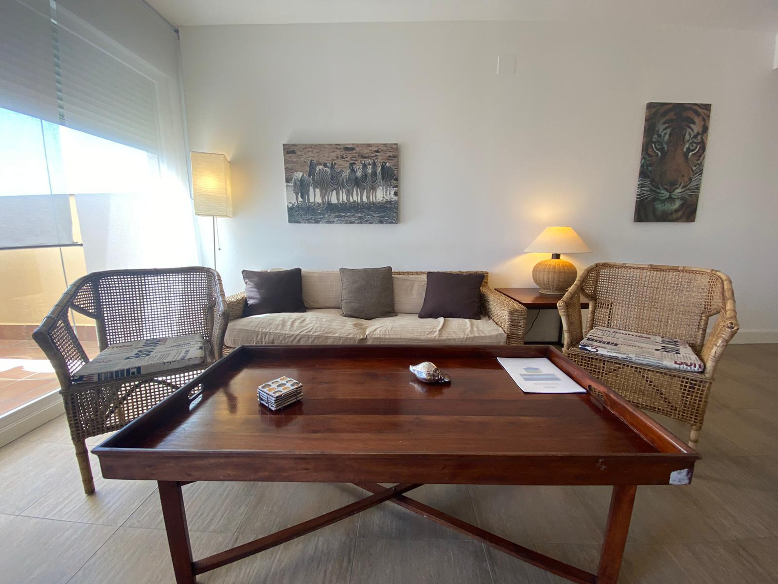 Imagen 3 del Apartamento Turístico, Ático 1 Central (3d+2b), Punta del Moral (HUELVA), Paseo de la Cruz nº22