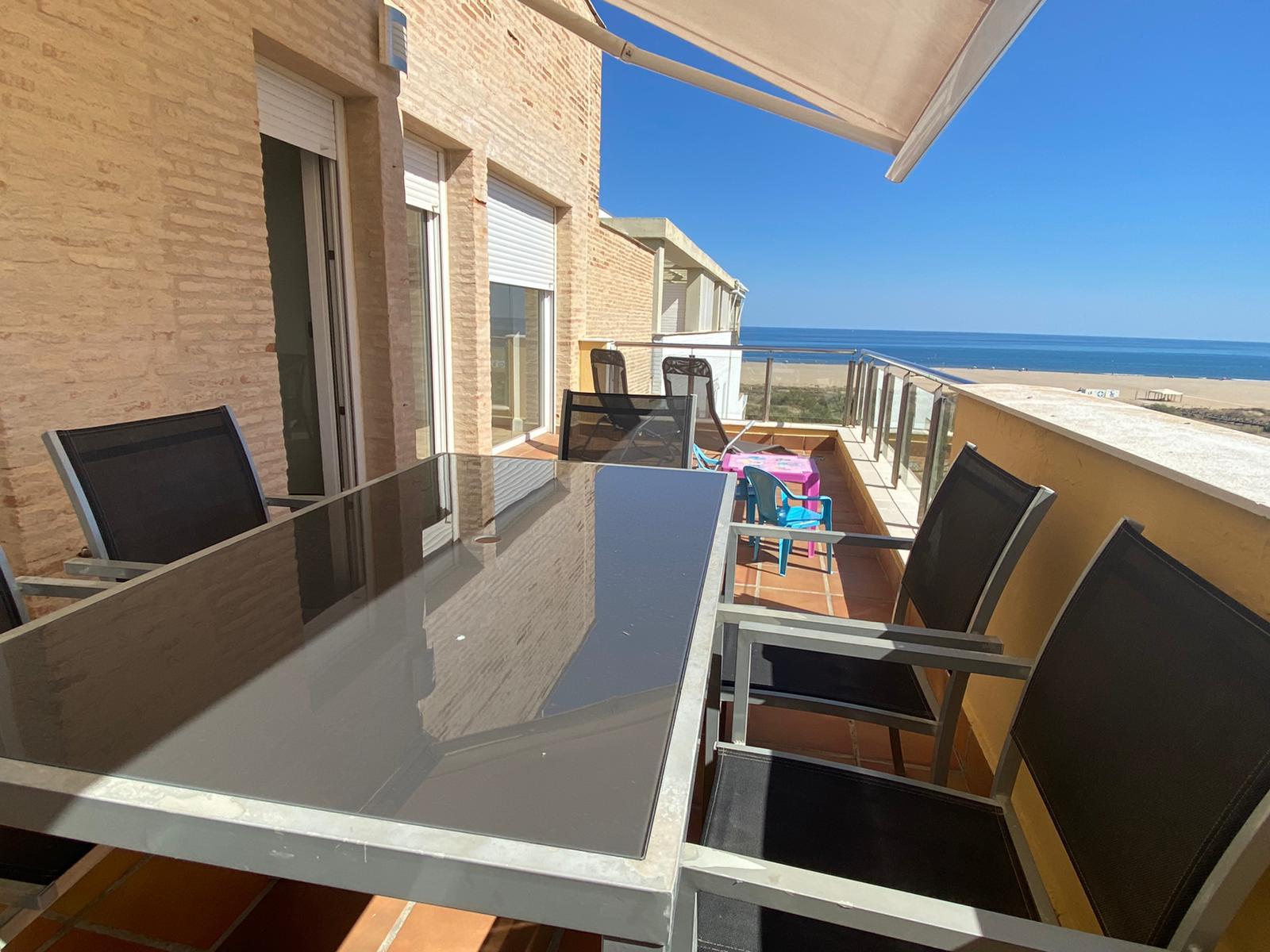Imagen 30 del Apartamento Turístico, Ático 1 Central (3d+2b), Punta del Moral (HUELVA), Paseo de la Cruz nº22