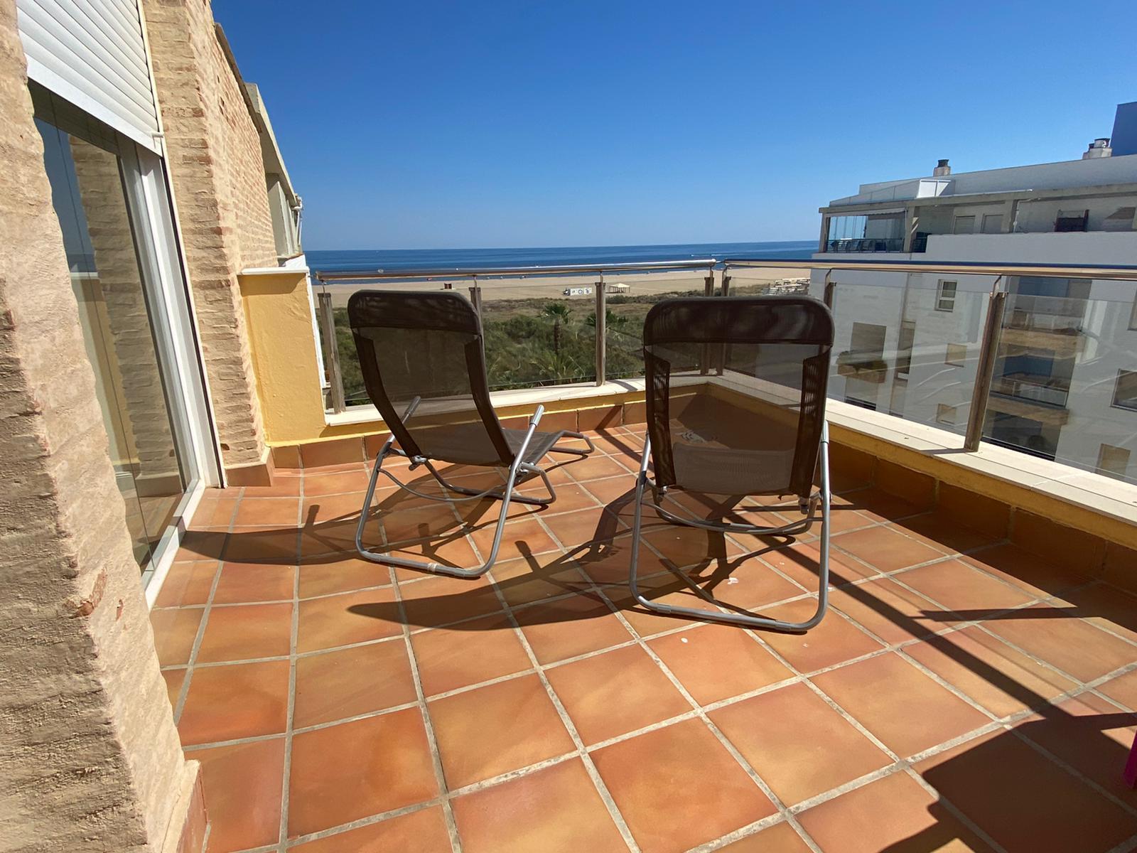 Imagen 32 del Apartamento Turístico, Ático 1 Central (3d+2b), Punta del Moral (HUELVA), Paseo de la Cruz nº22