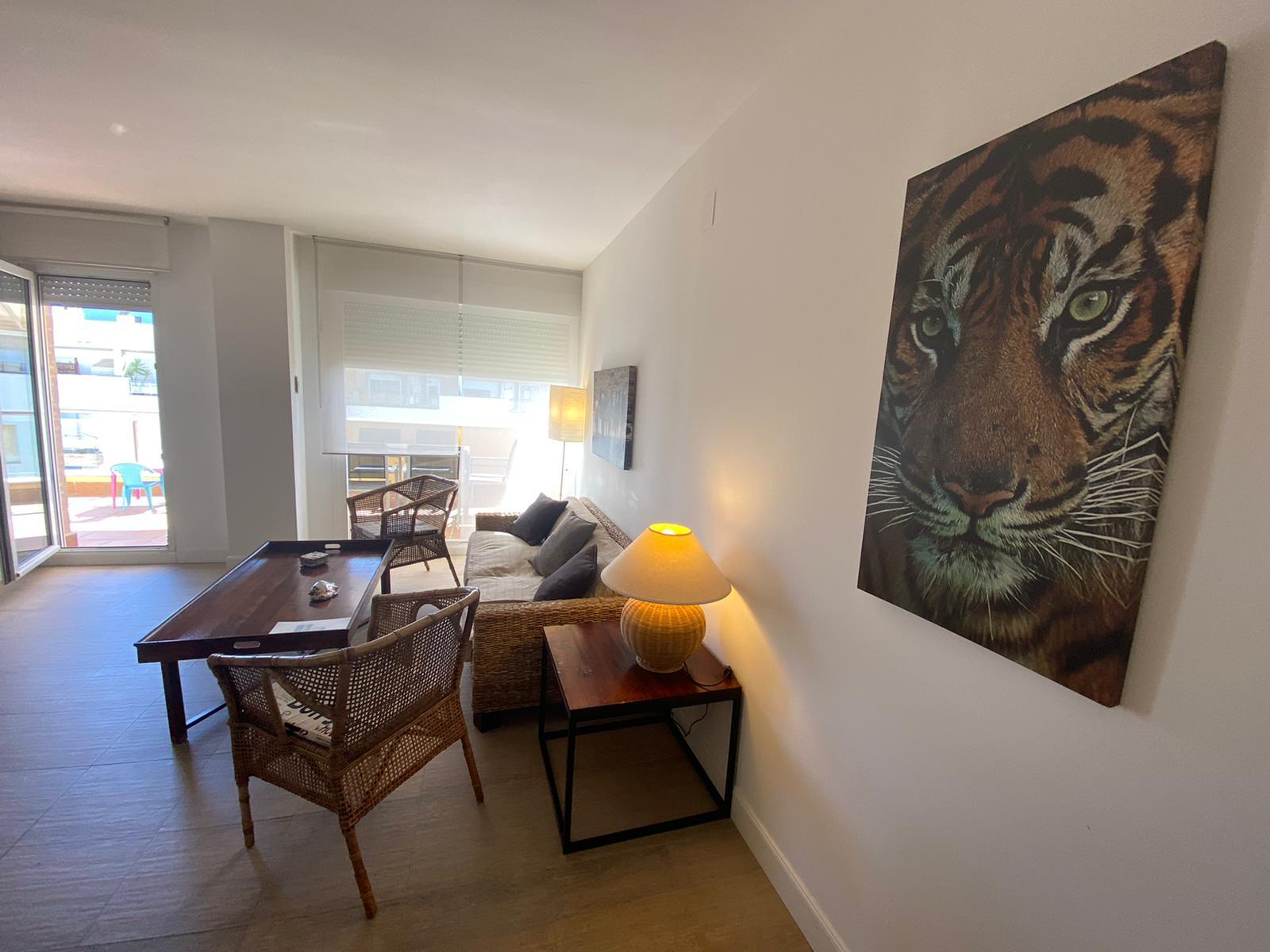 Imagen 5 del Apartamento Turístico, Ático 1 Central (3d+2b), Punta del Moral (HUELVA), Paseo de la Cruz nº22