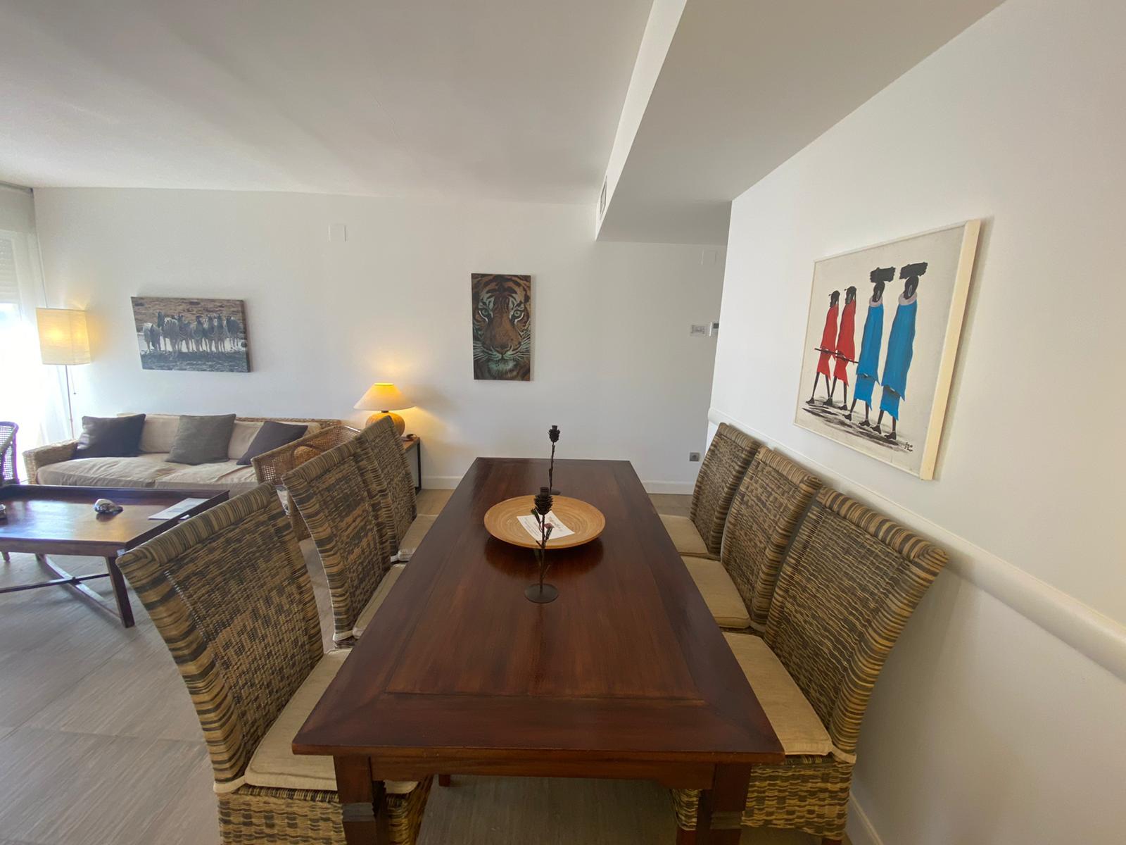 Imagen 6 del Apartamento Turístico, Ático 1 Central (3d+2b), Punta del Moral (HUELVA), Paseo de la Cruz nº22