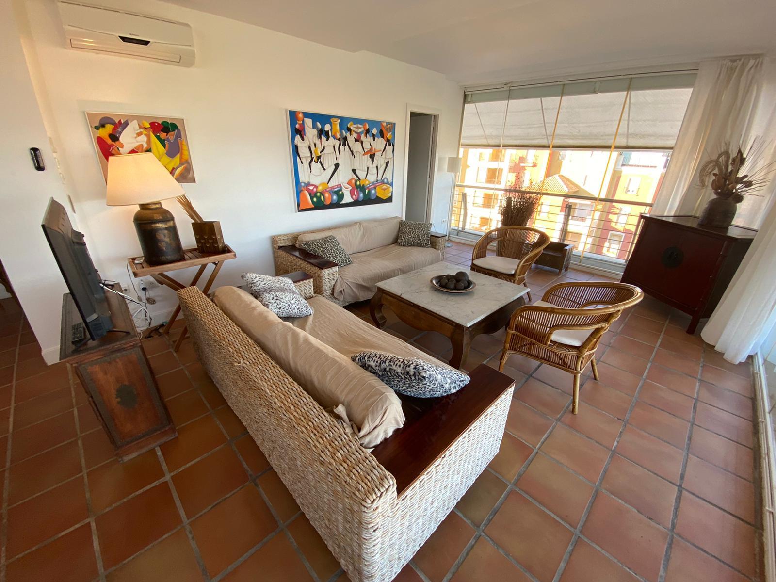 Imagen 1 del Apartamento Turístico, Ático 4 Levante, Frontal (4d+2b), Punta del Moral (HUELVA), Paseo de la Cruz nº22