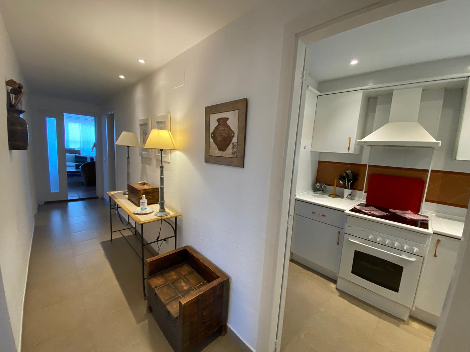 Imagen 4 del Apartamento Turístico, Ático 4 Levante, Frontal (4d+2b), Punta del Moral (HUELVA), Paseo de la Cruz nº22