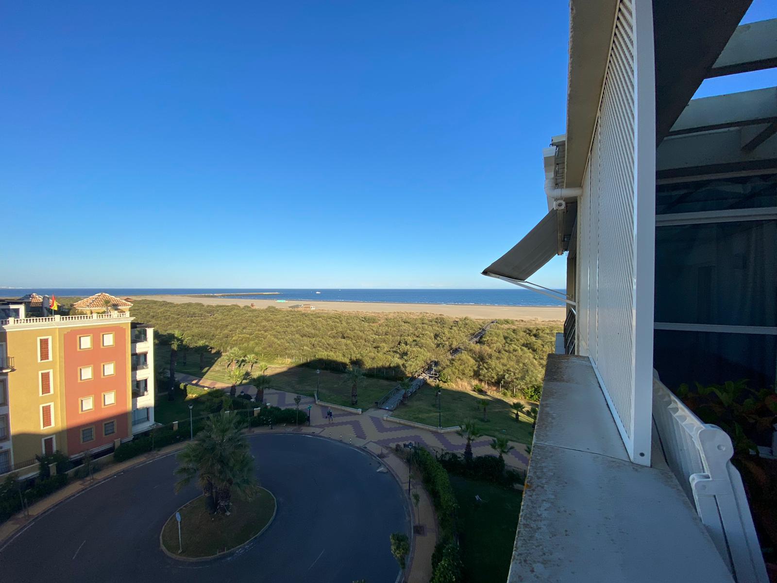 Imagen 35 del Apartamento Turístico, Ático 4 Levante, Frontal (4d+2b), Punta del Moral (HUELVA), Paseo de la Cruz nº22