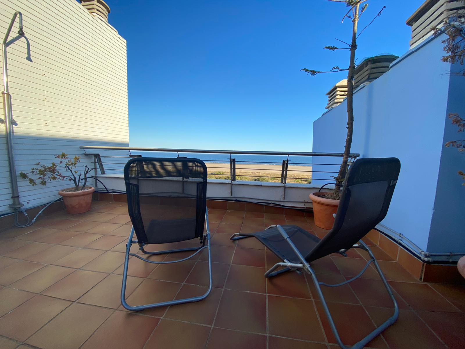 Imagen 50 del Apartamento Turístico, Ático 4 Levante, Frontal (4d+2b), Punta del Moral (HUELVA), Paseo de la Cruz nº22