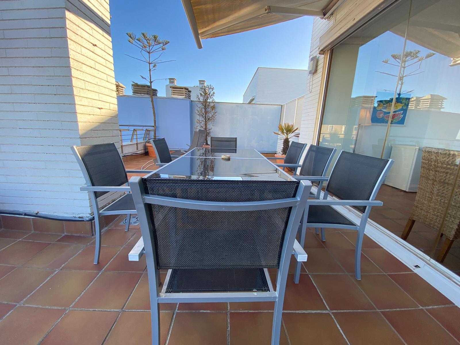 Imagen 52 del Apartamento Turístico, Ático 4 Levante, Frontal (4d+2b), Punta del Moral (HUELVA), Paseo de la Cruz nº22