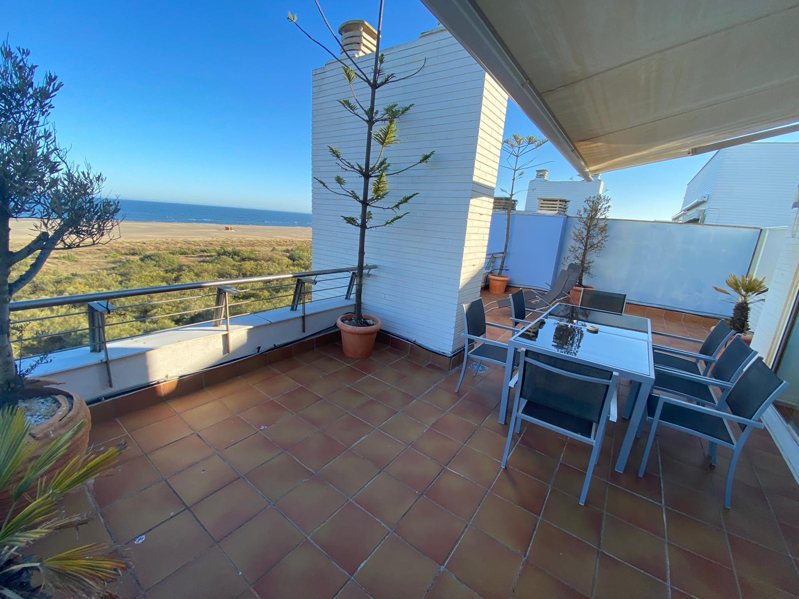 Imagen 53 del Apartamento Turístico, Ático 4 Levante, Frontal (4d+2b), Punta del Moral (HUELVA), Paseo de la Cruz nº22