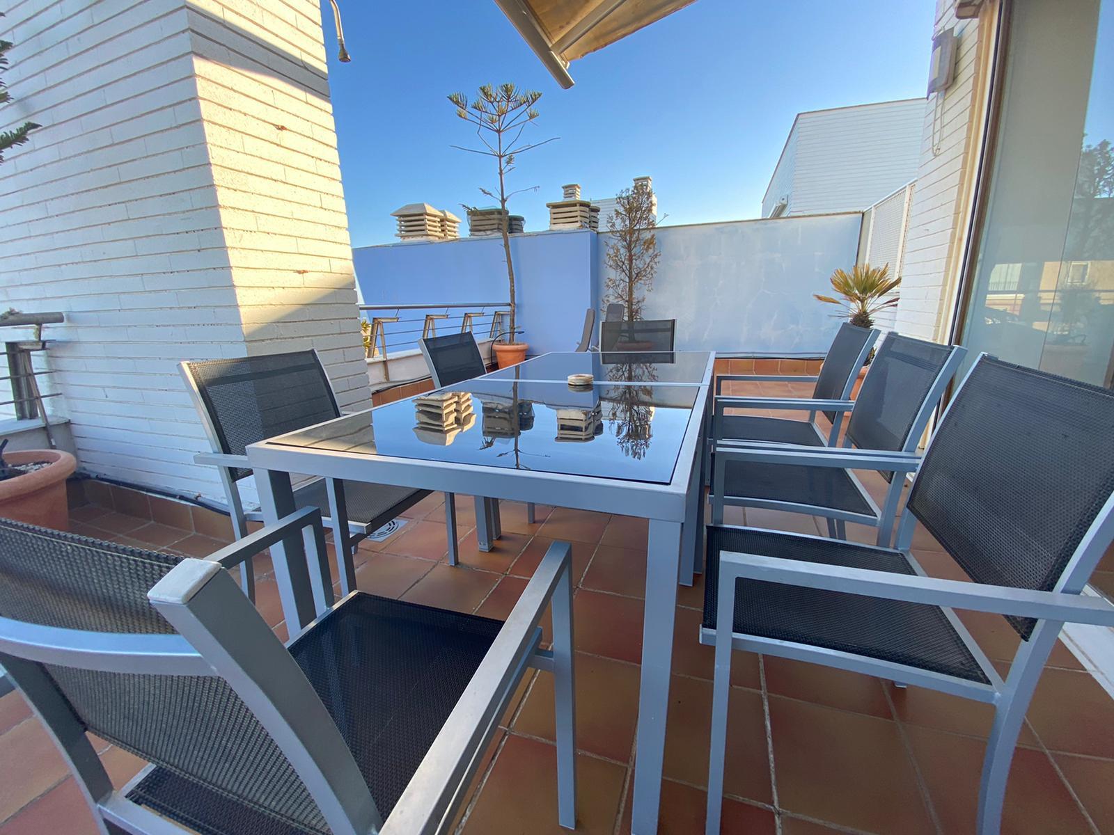 Imagen 54 del Apartamento Turístico, Ático 4 Levante, Frontal (4d+2b), Punta del Moral (HUELVA), Paseo de la Cruz nº22