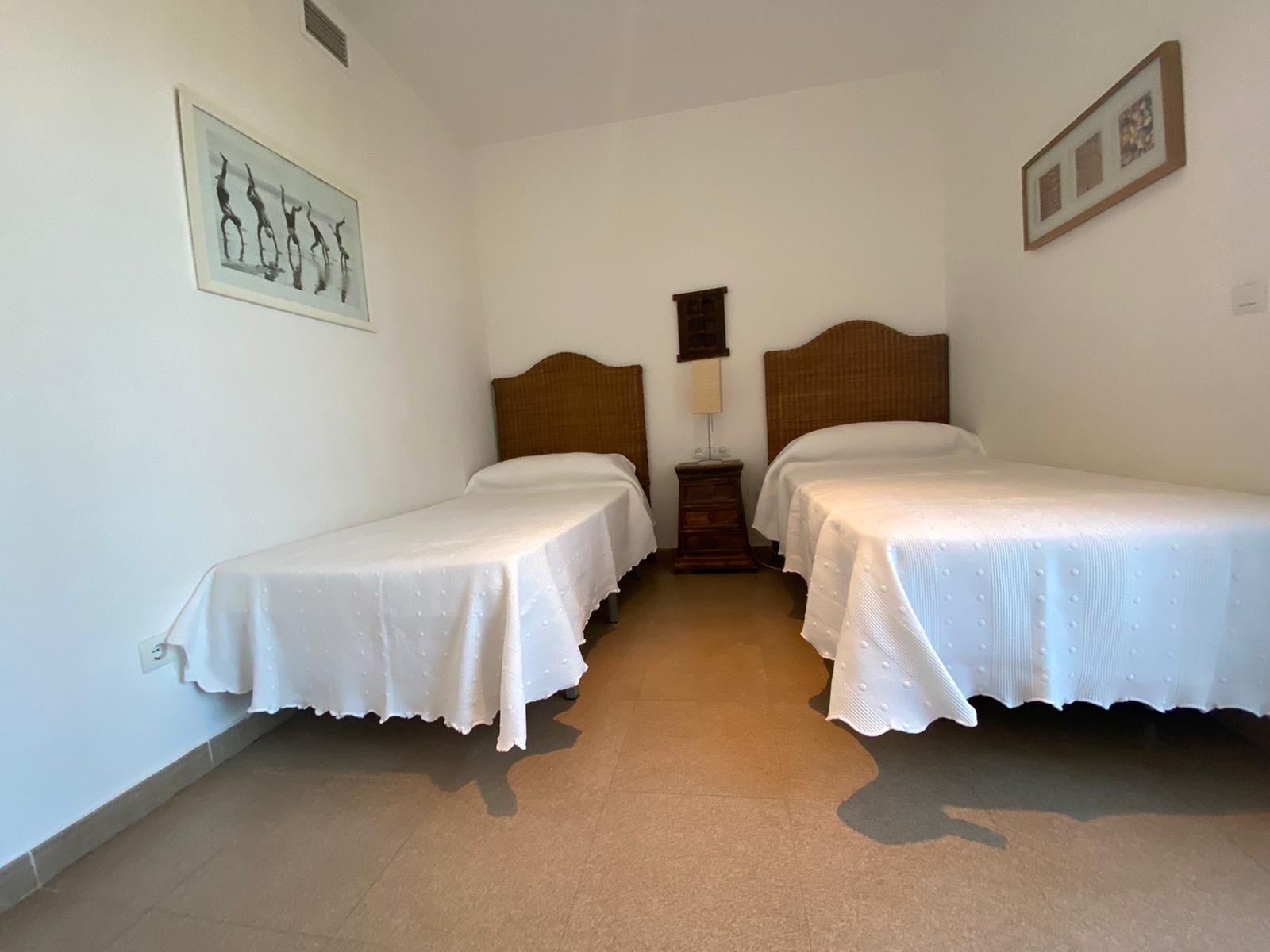 Imagen 8 del Apartamento Turístico, Ático 4 Levante, Frontal (4d+2b), Punta del Moral (HUELVA), Paseo de la Cruz nº22