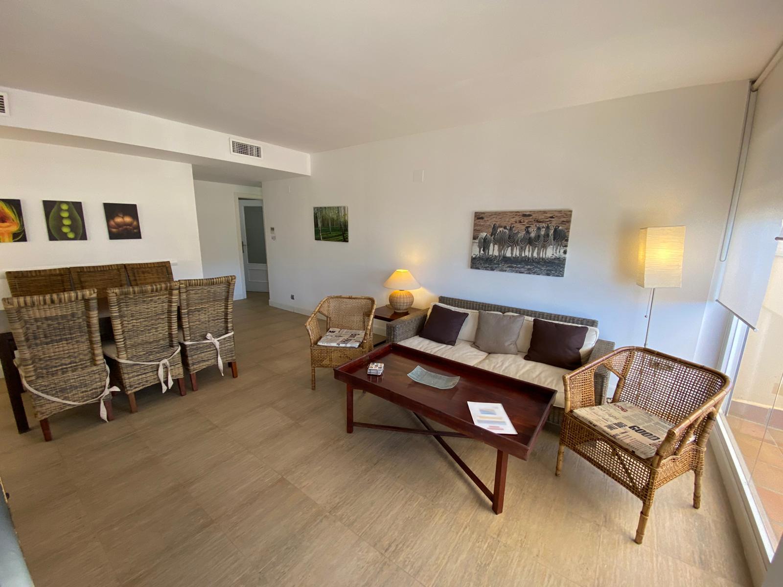 Imagen 1 del Apartamento Turístico, Ático 6 Poniente (3d+2b), Punta del Moral (HUELVA), Paseo de la Cruz nº22