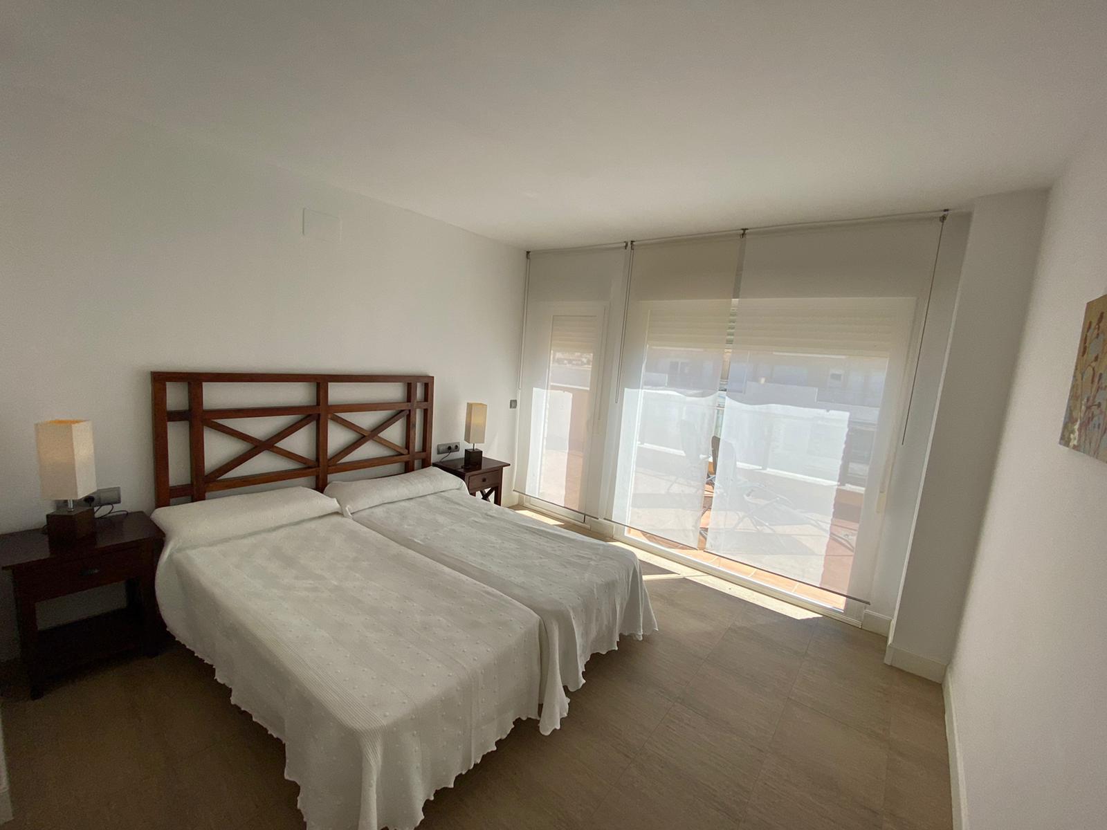 Imagen 22 del Apartamento Turístico, Ático 6 Poniente (3d+2b), Punta del Moral (HUELVA), Paseo de la Cruz nº22