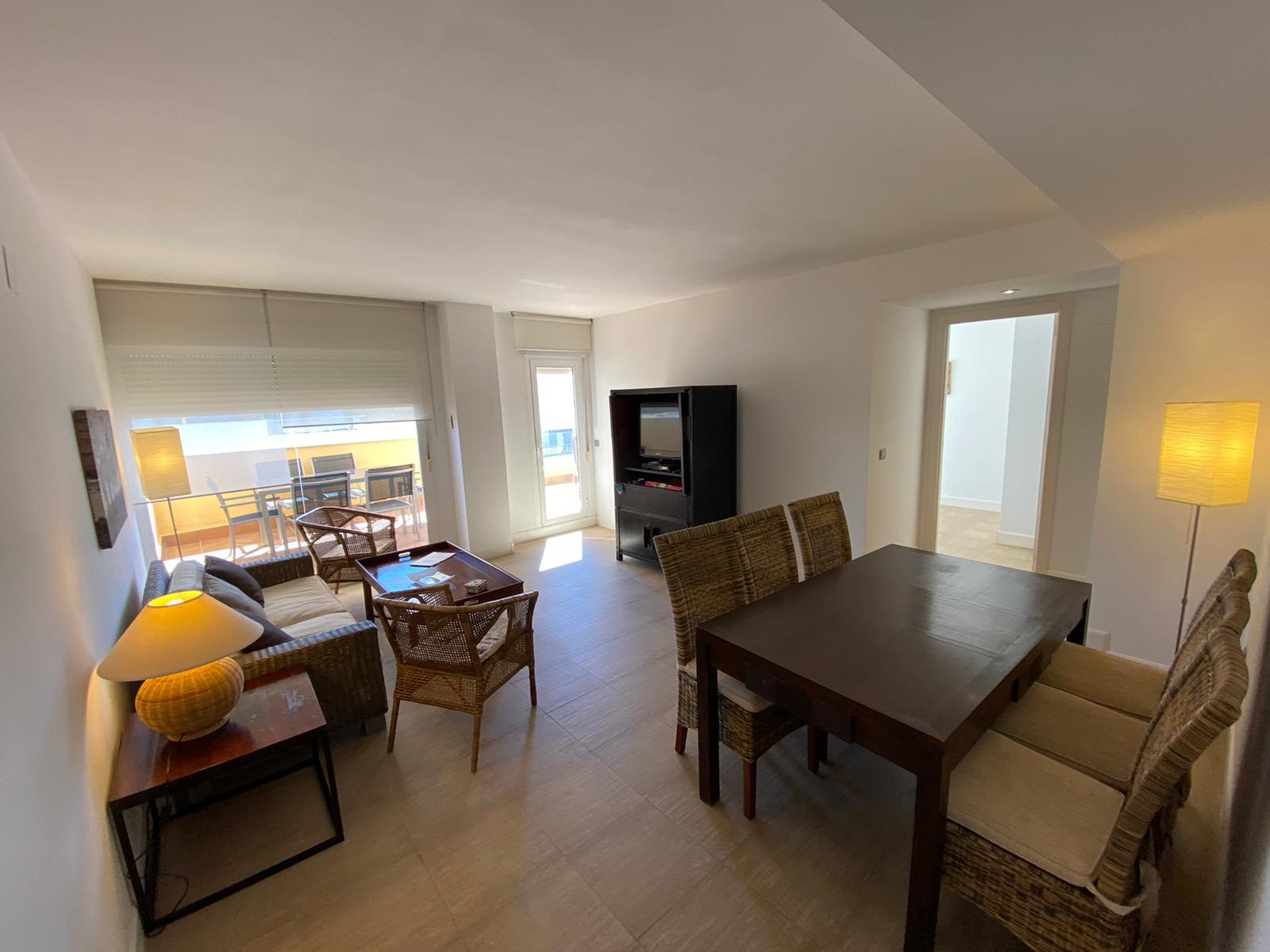 Imagen 3 del Apartamento Turístico, Ático 6 Poniente (3d+2b), Punta del Moral (HUELVA), Paseo de la Cruz nº22