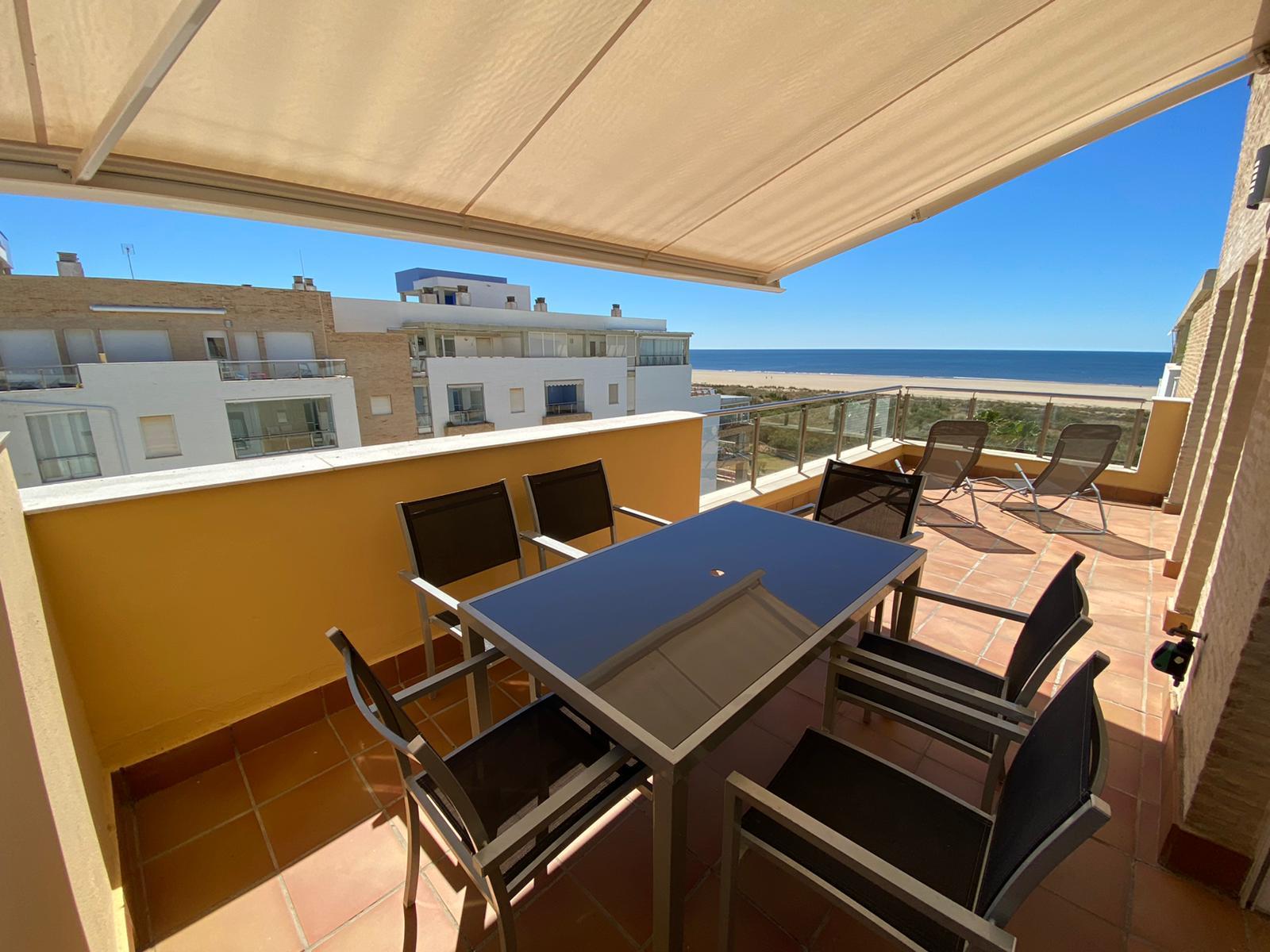 Imagen 33 del Apartamento Turístico, Ático 6 Poniente (3d+2b), Punta del Moral (HUELVA), Paseo de la Cruz nº22