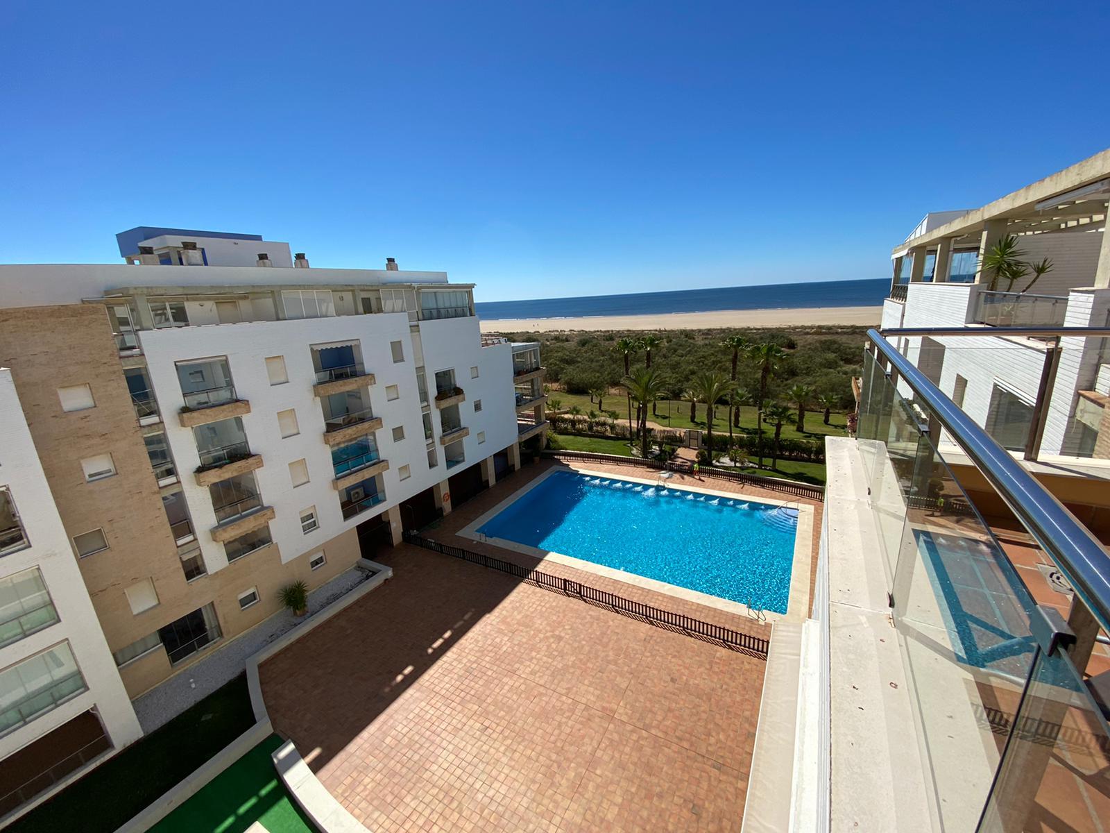 Imagen 35 del Apartamento Turístico, Ático 6 Poniente (3d+2b), Punta del Moral (HUELVA), Paseo de la Cruz nº22