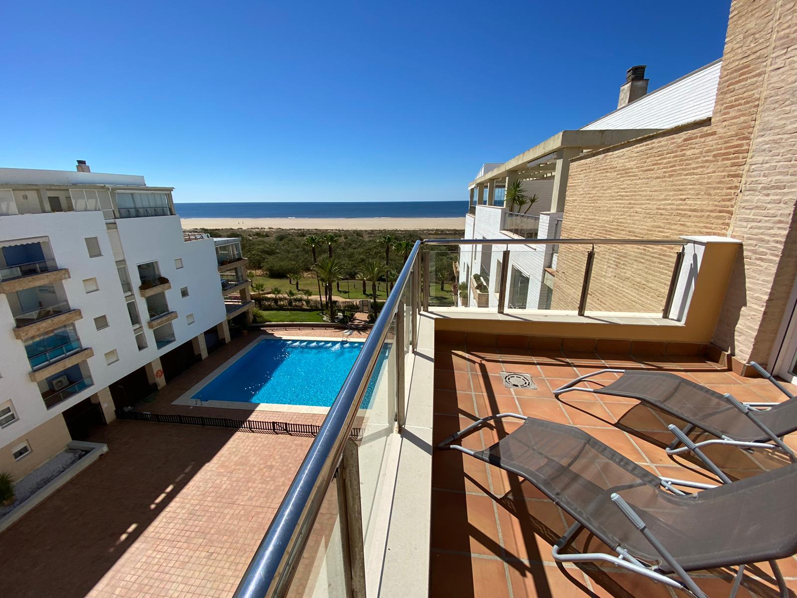 Imagen 36 del Apartamento Turístico, Ático 6 Poniente (3d+2b), Punta del Moral (HUELVA), Paseo de la Cruz nº22