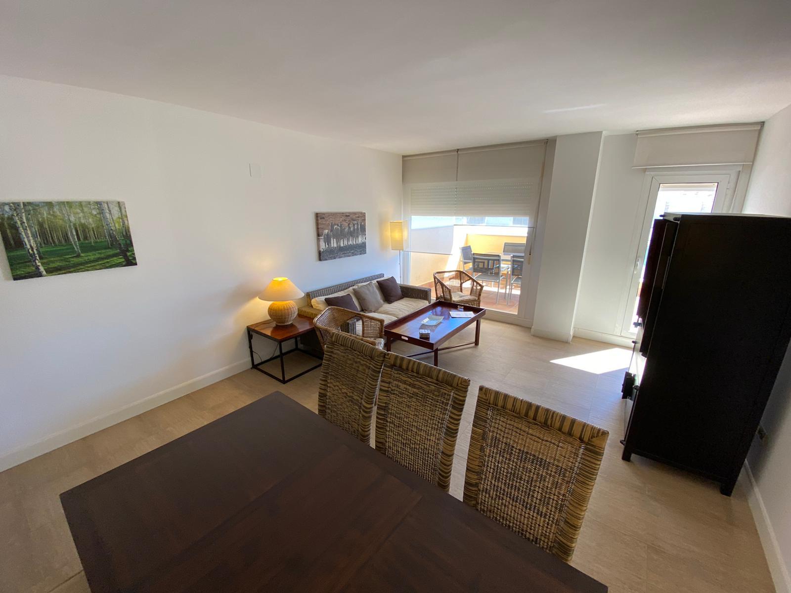 Imagen 5 del Apartamento Turístico, Ático 6 Poniente (3d+2b), Punta del Moral (HUELVA), Paseo de la Cruz nº22