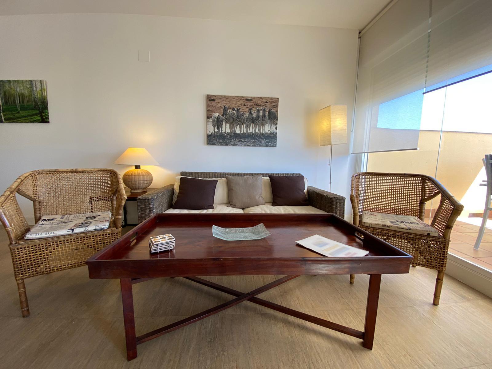 Imagen 6 del Apartamento Turístico, Ático 6 Poniente (3d+2b), Punta del Moral (HUELVA), Paseo de la Cruz nº22