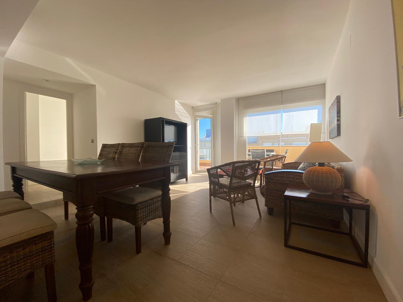 Imagen 14 del Apartamento Turístico, Ático 1 Levante (3d+2b), Punta del Moral (HUELVA), Paseo de la Cruz nº22