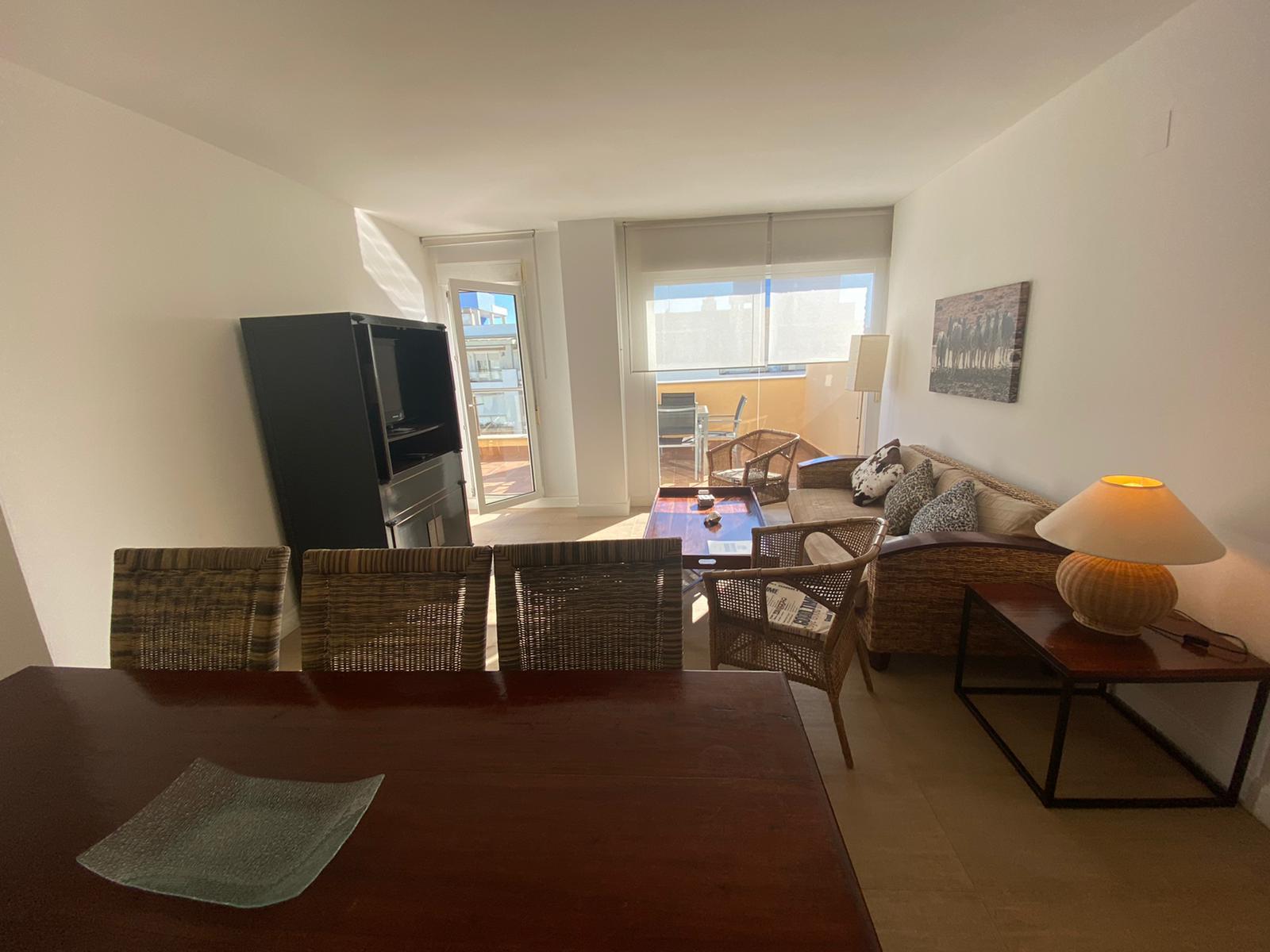 Imagen 16 del Apartamento Turístico, Ático 1 Levante (3d+2b), Punta del Moral (HUELVA), Paseo de la Cruz nº22