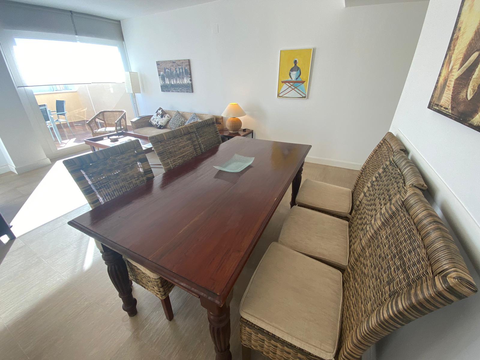 Imagen 17 del Apartamento Turístico, Ático 1 Levante (3d+2b), Punta del Moral (HUELVA), Paseo de la Cruz nº22