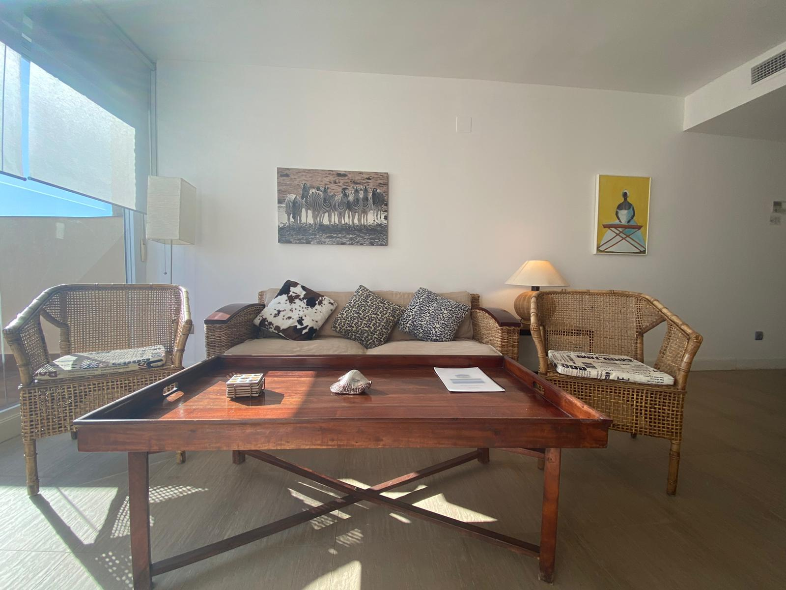 Imagen 19 del Apartamento Turístico, Ático 1 Levante (3d+2b), Punta del Moral (HUELVA), Paseo de la Cruz nº22