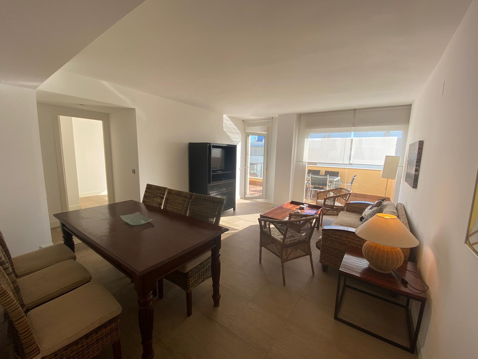 Imagen 2 del Apartamento Turístico, Ático 1 Levante (3d+2b), Punta del Moral (HUELVA), Paseo de la Cruz nº22