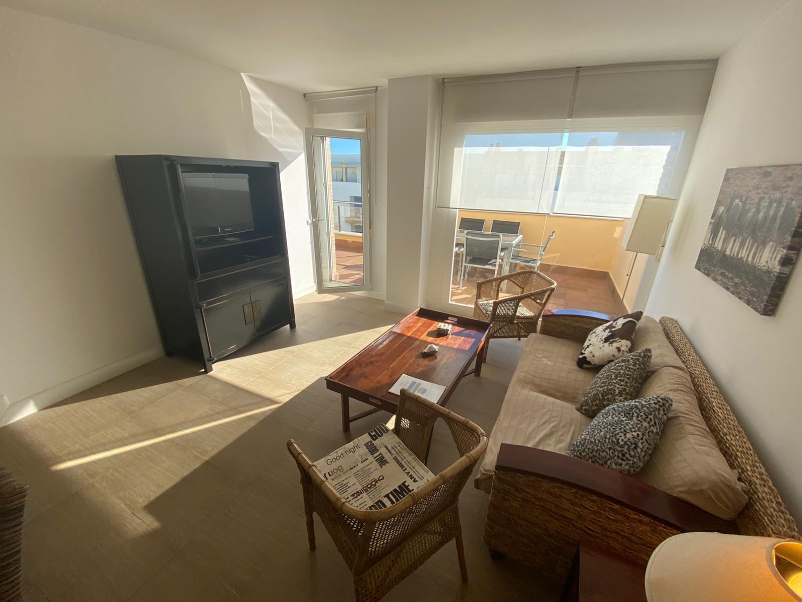 Imagen 24 del Apartamento Turístico, Ático 1 Levante (3d+2b), Punta del Moral (HUELVA), Paseo de la Cruz nº22