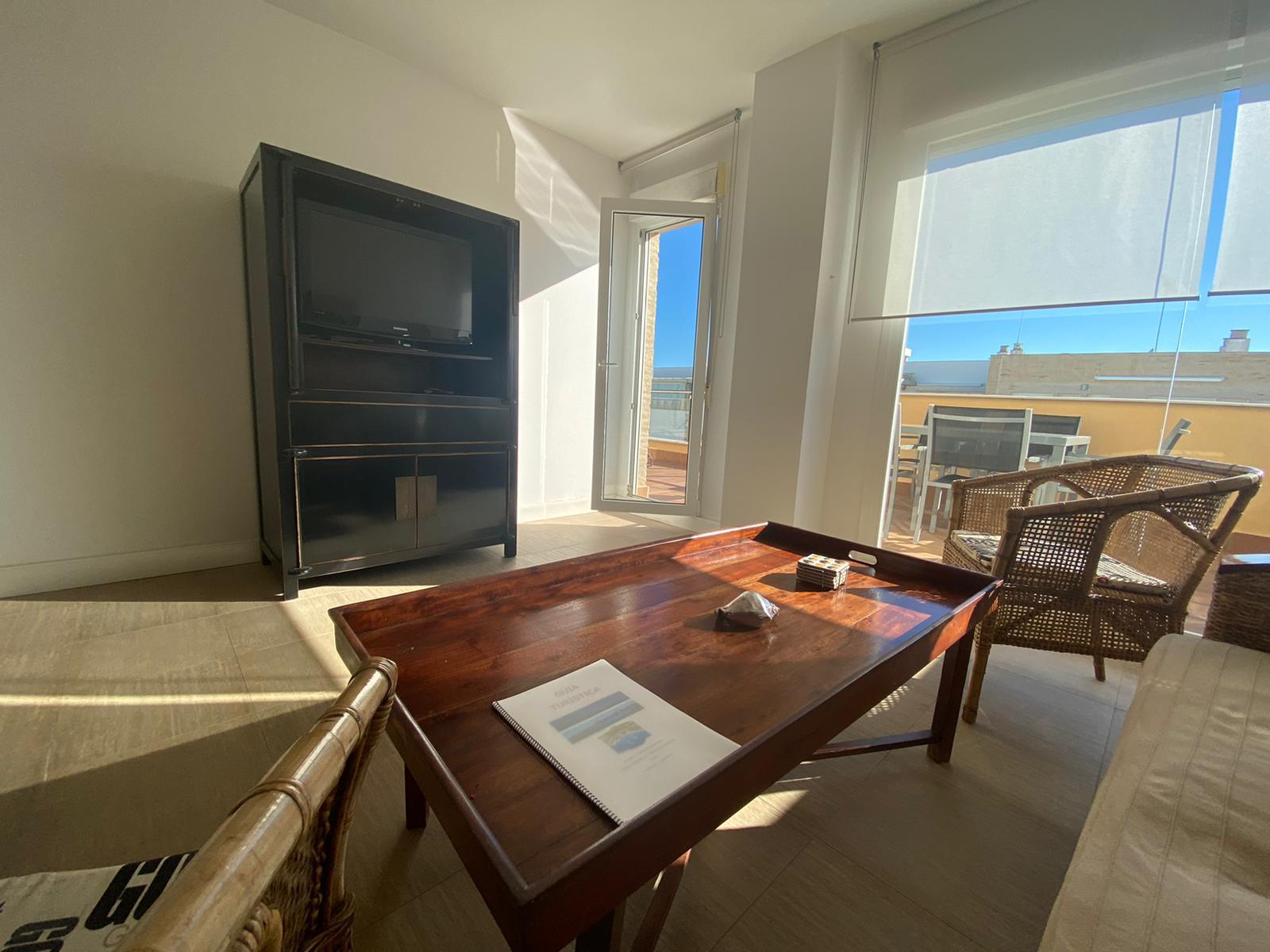 Imagen 25 del Apartamento Turístico, Ático 1 Levante (3d+2b), Punta del Moral (HUELVA), Paseo de la Cruz nº22