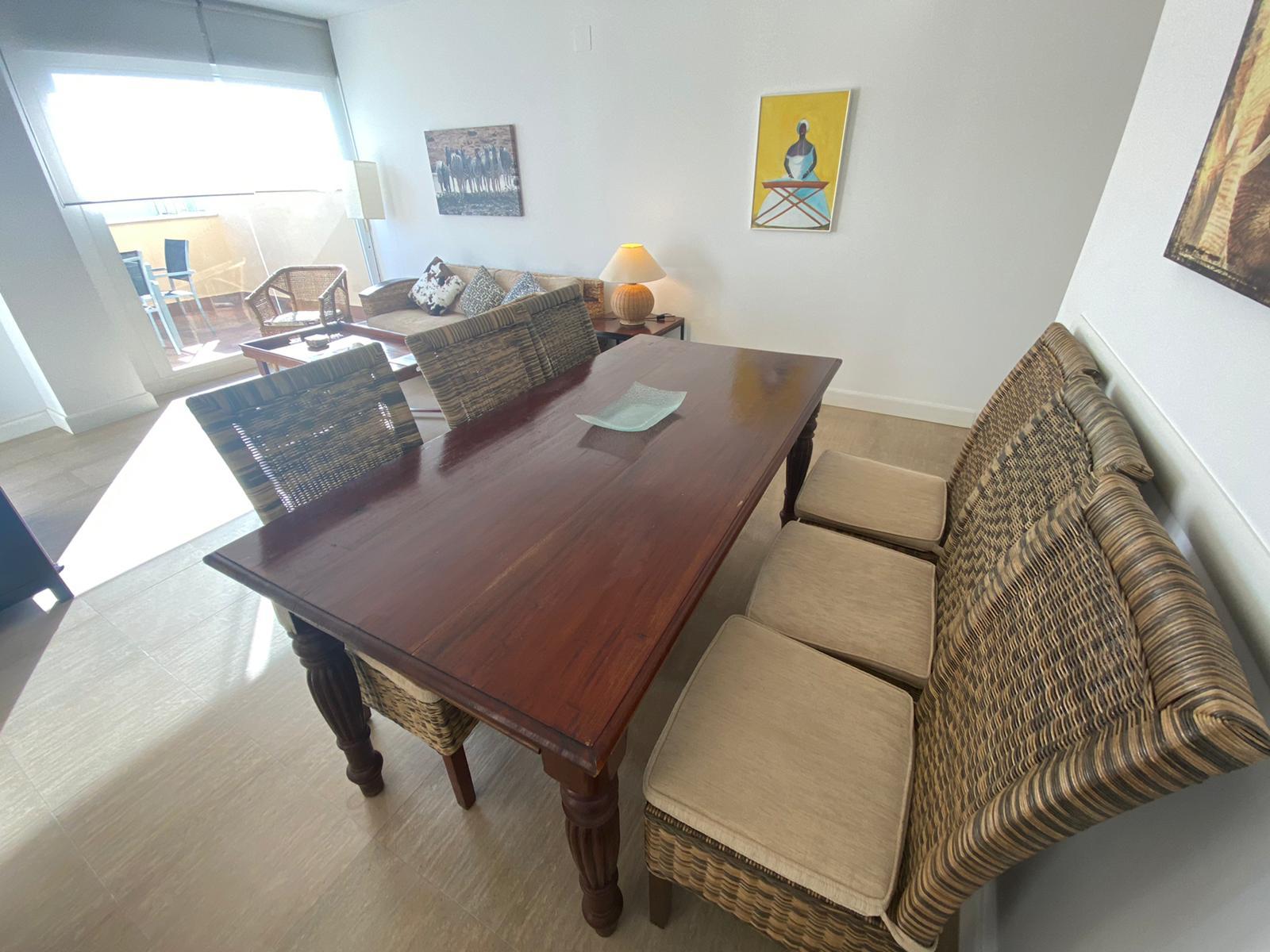 Imagen 3 del Apartamento Turístico, Ático 1 Levante (3d+2b), Punta del Moral (HUELVA), Paseo de la Cruz nº22