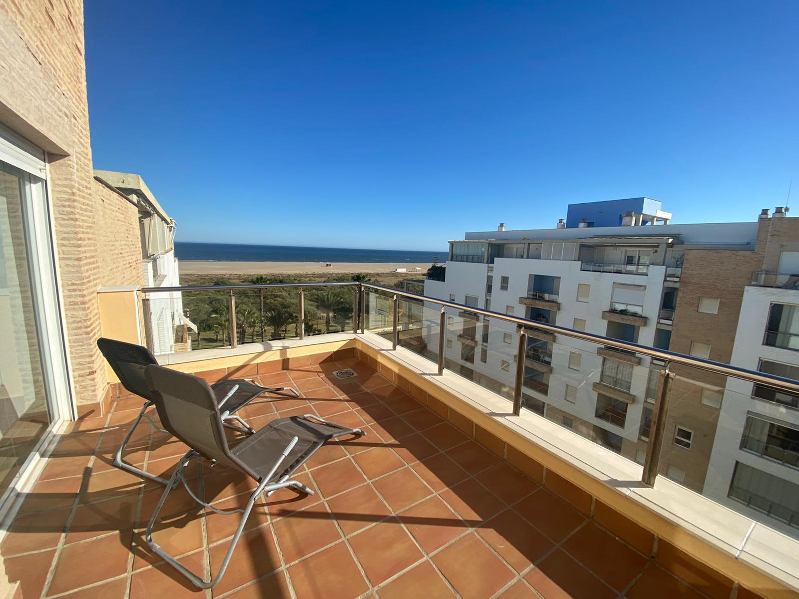 Imagen 48 del Apartamento Turístico, Ático 1 Levante (3d+2b), Punta del Moral (HUELVA), Paseo de la Cruz nº22