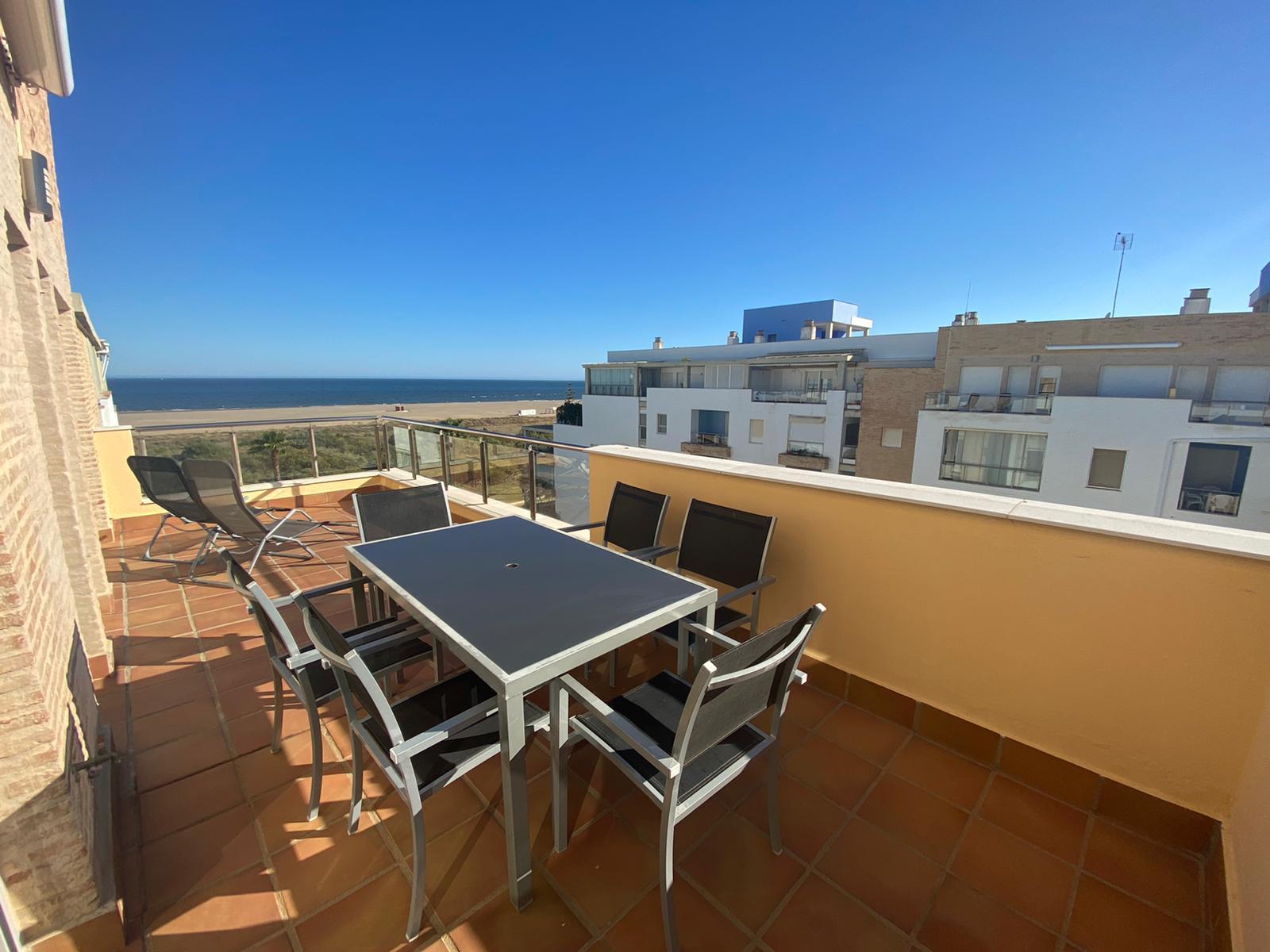 Imagen 49 del Apartamento Turístico, Ático 1 Levante (3d+2b), Punta del Moral (HUELVA), Paseo de la Cruz nº22