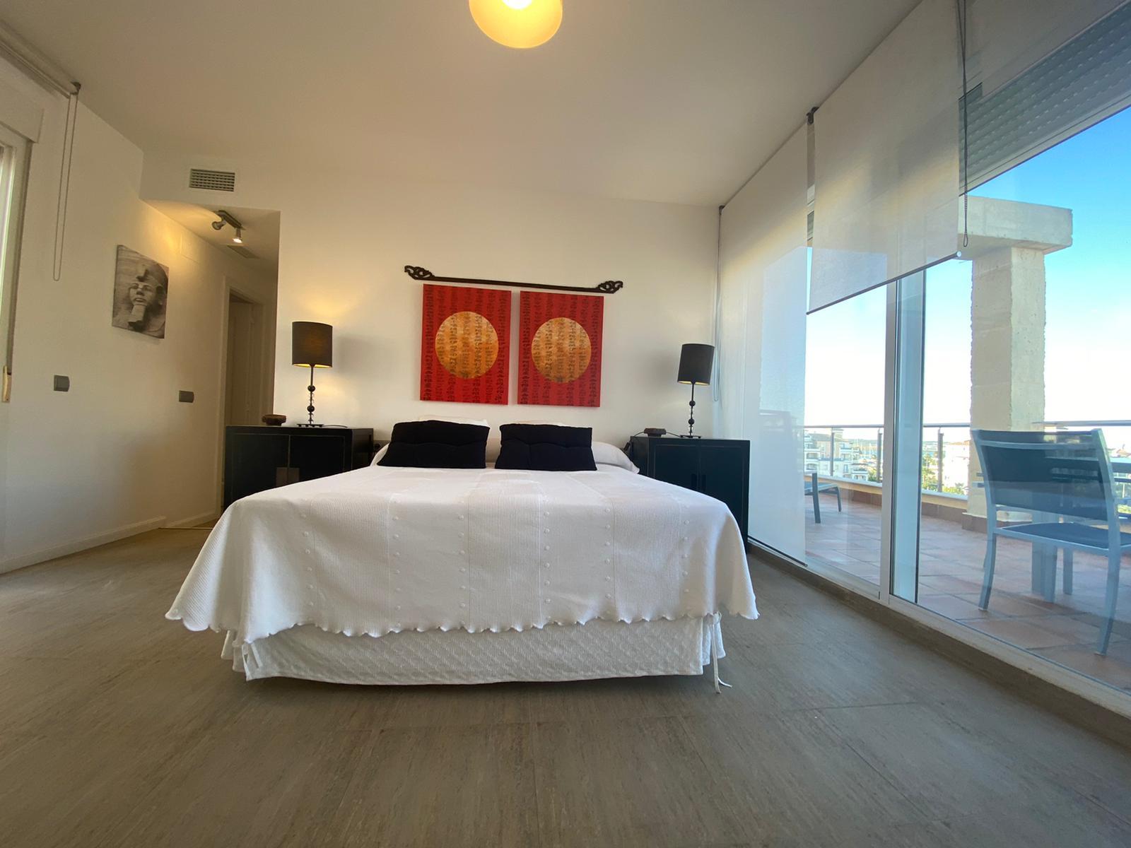 Imagen 1 del Apartamento Turístico, Ático 6 Levante (3d+2b), Punta del Moral (HUELVA), Paseo de la Cruz nº22