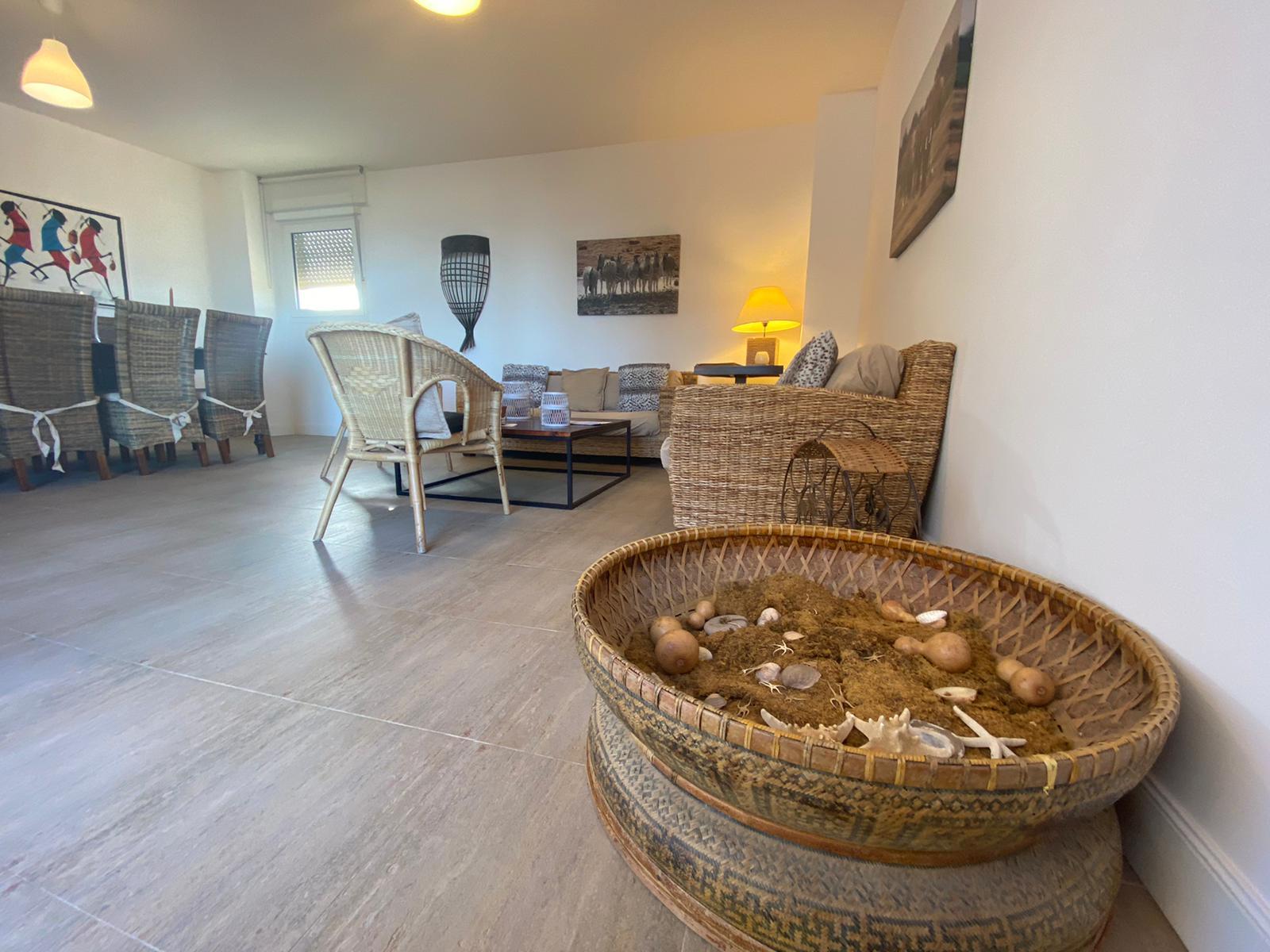 Imagen 11 del Apartamento Turístico, Ático 6 Levante (3d+2b), Punta del Moral (HUELVA), Paseo de la Cruz nº22