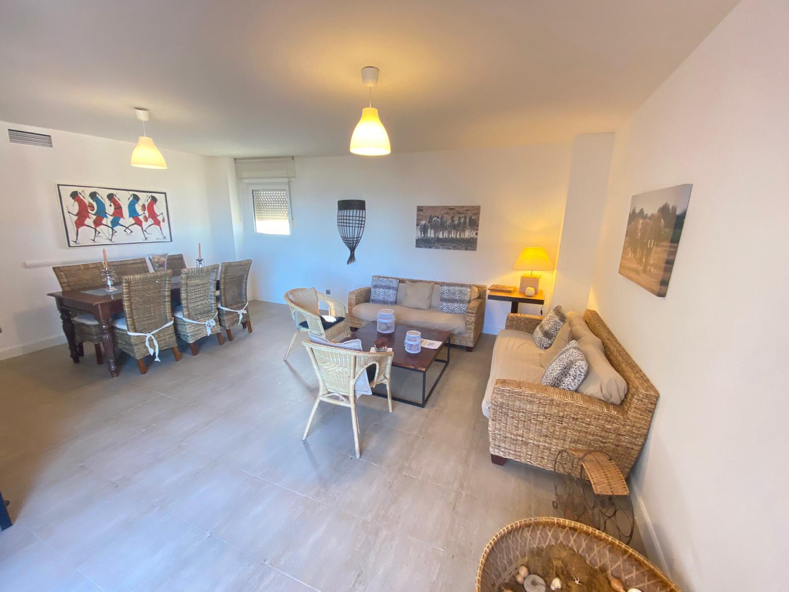 Imagen 2 del Apartamento Turístico, Ático 6 Levante (3d+2b), Punta del Moral (HUELVA), Paseo de la Cruz nº22