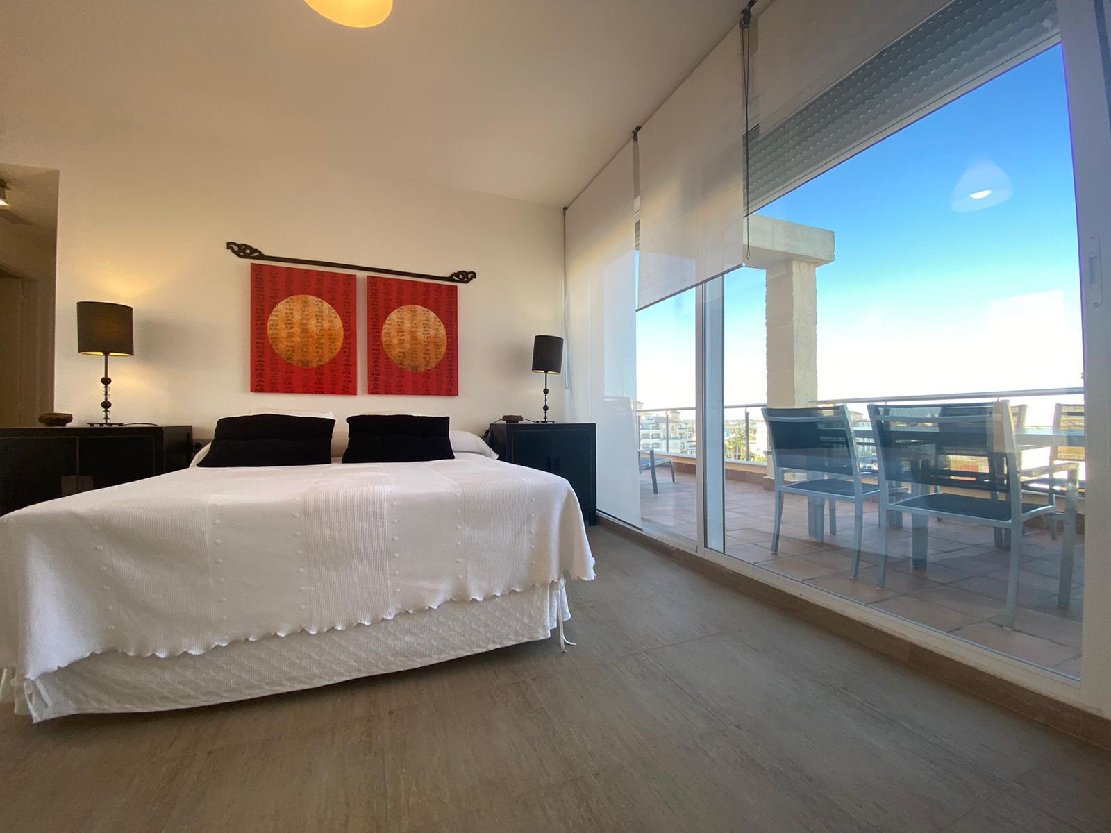 Imagen 22 del Apartamento Turístico, Ático 6 Levante (3d+2b), Punta del Moral (HUELVA), Paseo de la Cruz nº22