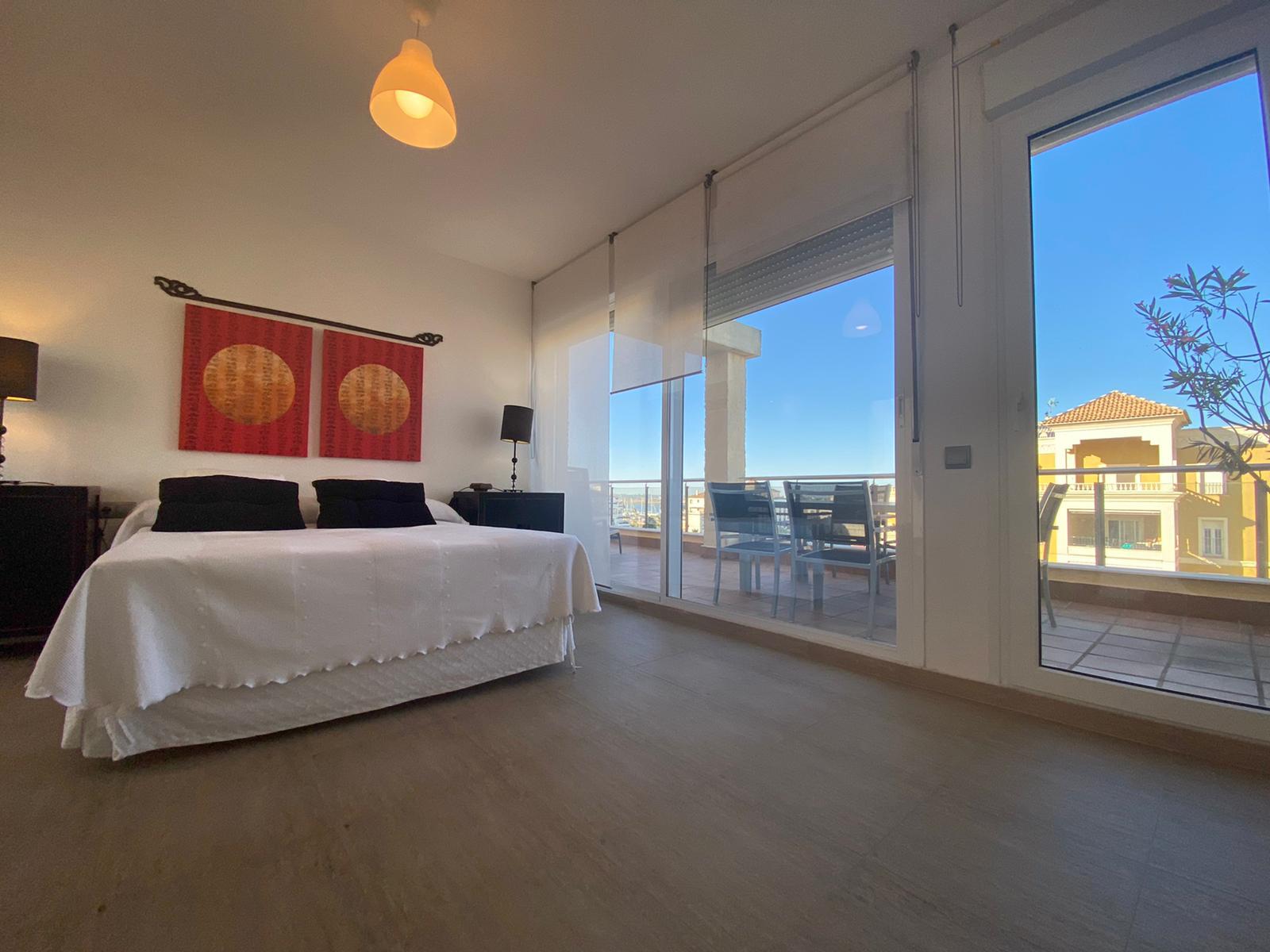 Imagen 23 del Apartamento Turístico, Ático 6 Levante (3d+2b), Punta del Moral (HUELVA), Paseo de la Cruz nº22