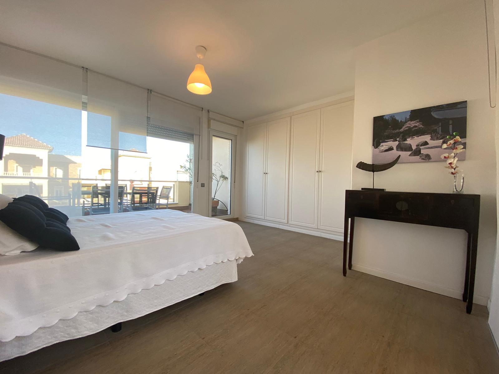 Imagen 24 del Apartamento Turístico, Ático 6 Levante (3d+2b), Punta del Moral (HUELVA), Paseo de la Cruz nº22
