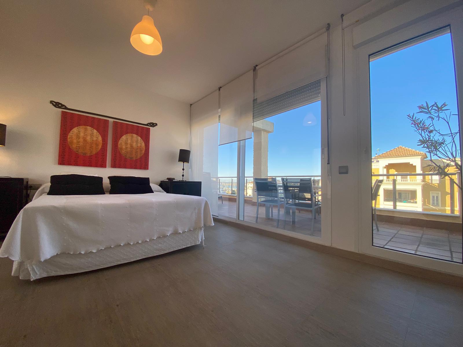 Imagen 25 del Apartamento Turístico, Ático 6 Levante (3d+2b), Punta del Moral (HUELVA), Paseo de la Cruz nº22