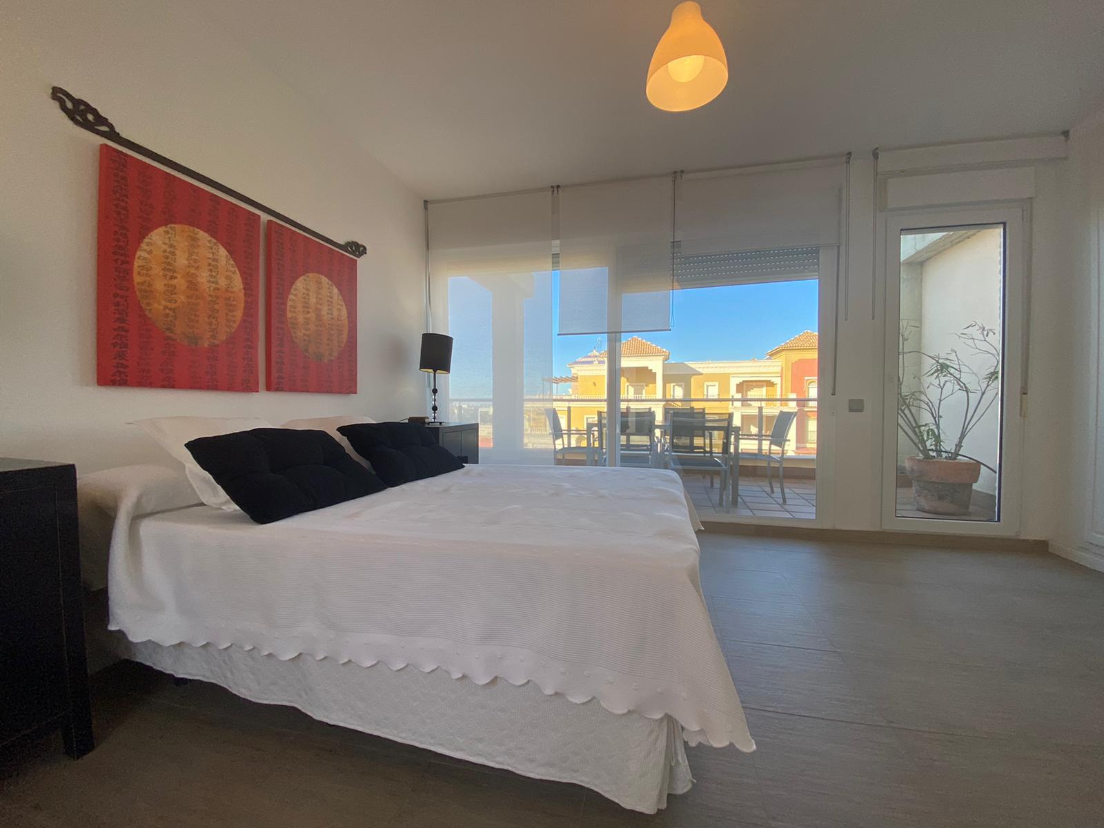 Imagen 27 del Apartamento Turístico, Ático 6 Levante (3d+2b), Punta del Moral (HUELVA), Paseo de la Cruz nº22