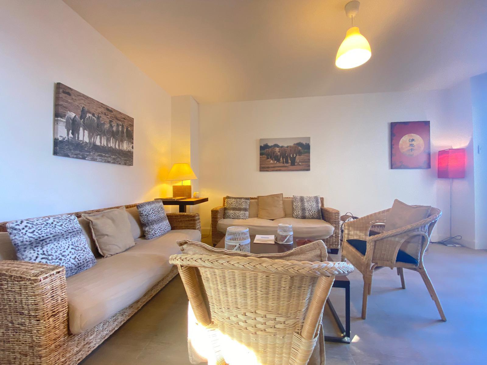 Imagen 4 del Apartamento Turístico, Ático 6 Levante (3d+2b), Punta del Moral (HUELVA), Paseo de la Cruz nº22