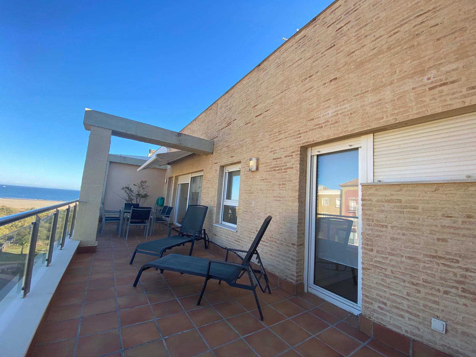 Imagen 44 del Apartamento Turístico, Ático 6 Levante (3d+2b), Punta del Moral (HUELVA), Paseo de la Cruz nº22